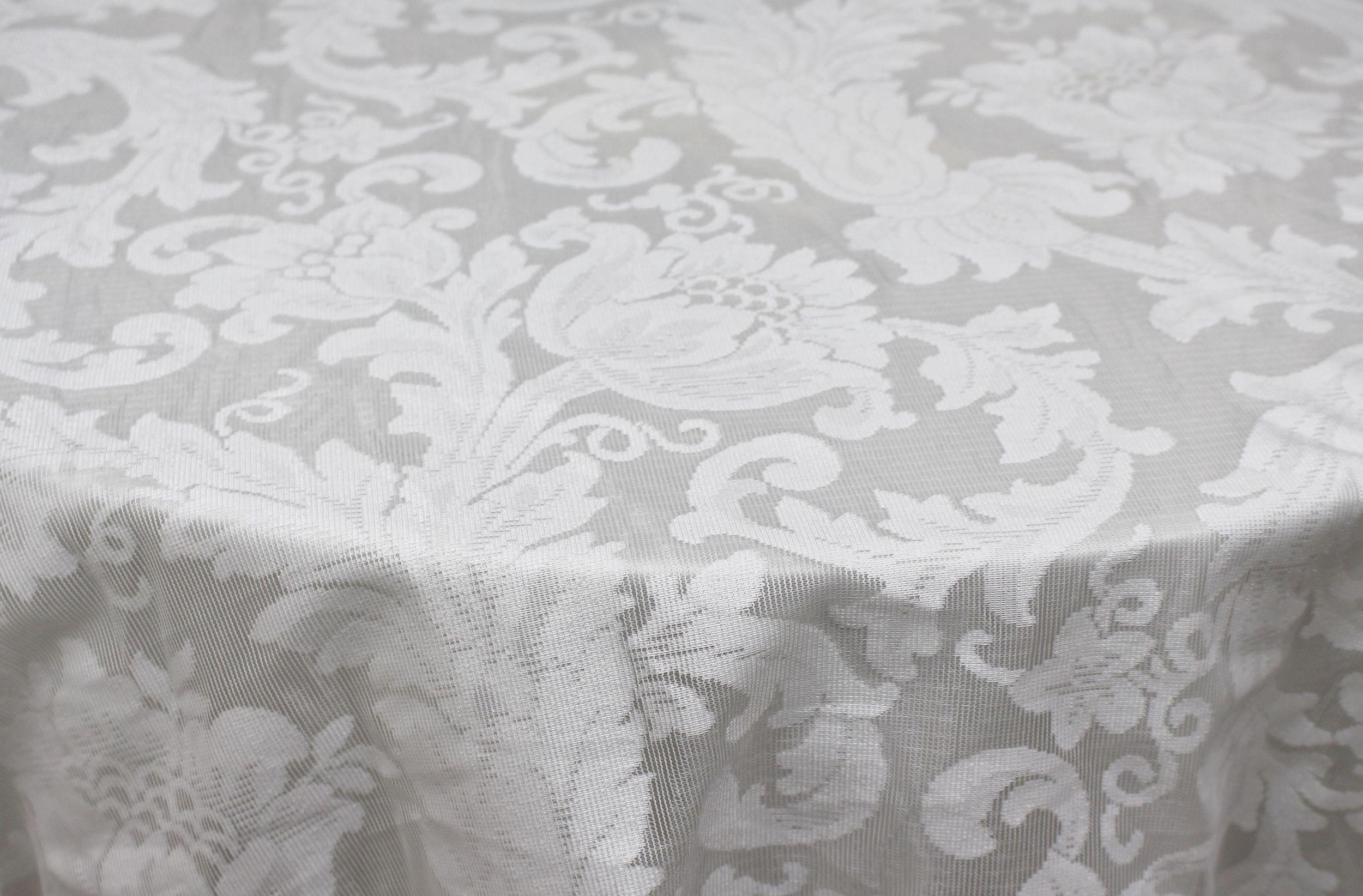 White Firenze Lace