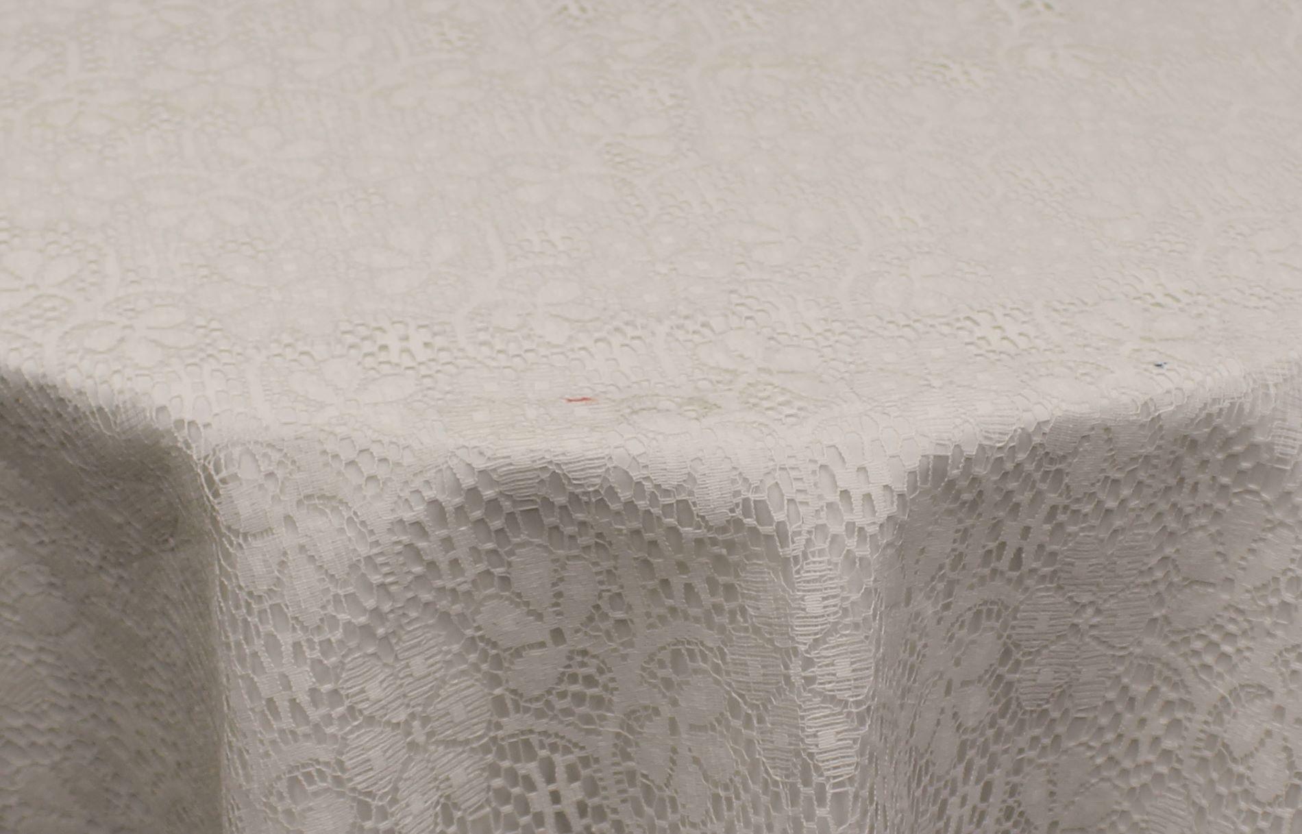 Ivory Poly Clove Lace