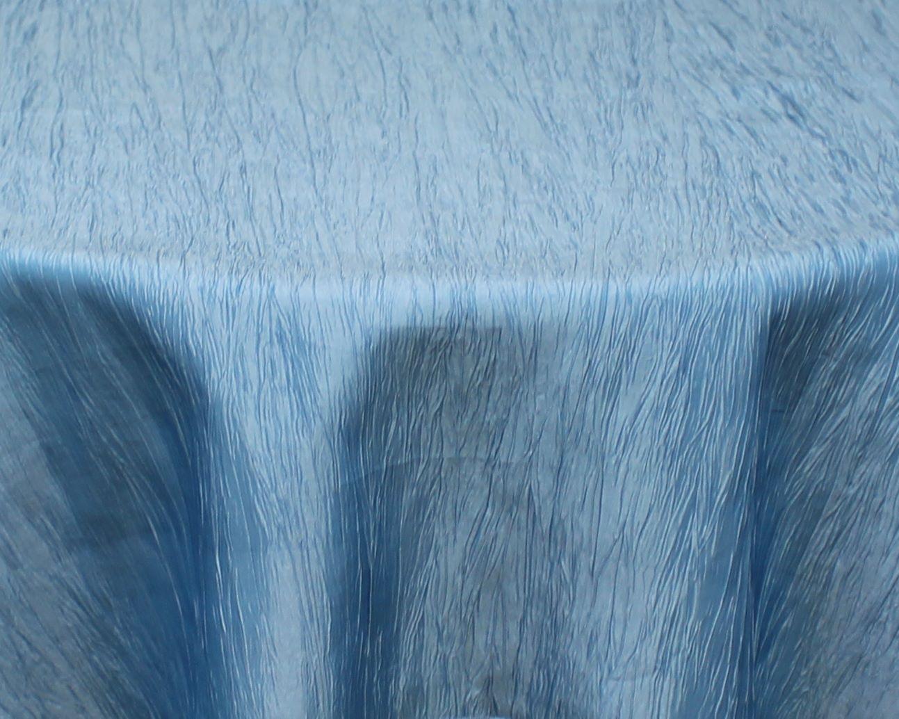 Ice Blue Krinkle