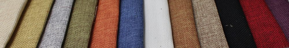 100% Polyester, 60″ Wide   Colors Available: Natural, Gold, Gray, Sage, Orange, Blue, White, Terracotta, Cappuccino, Black,Cranberry, and     Amethyst.