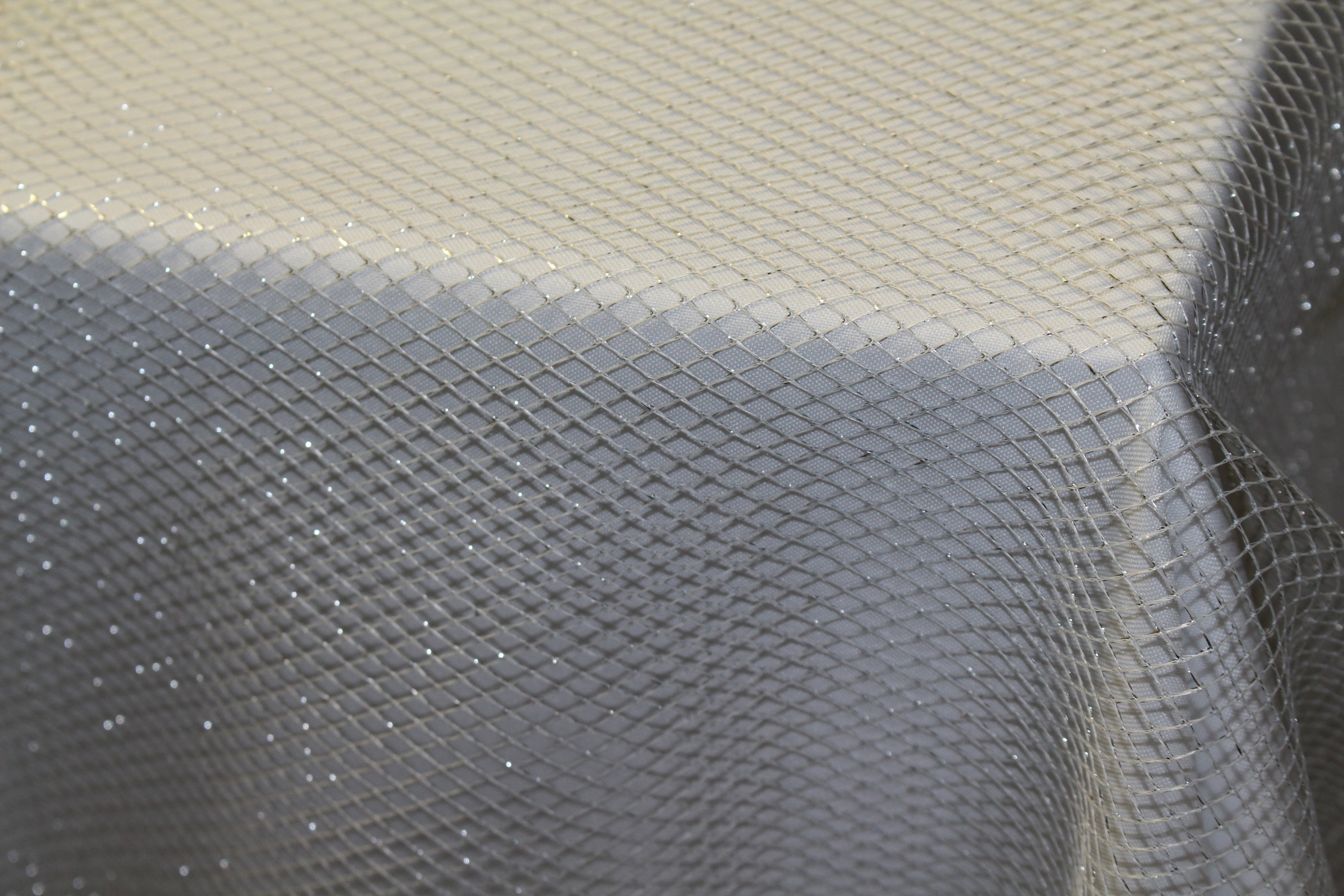 Silver Net Overlay
