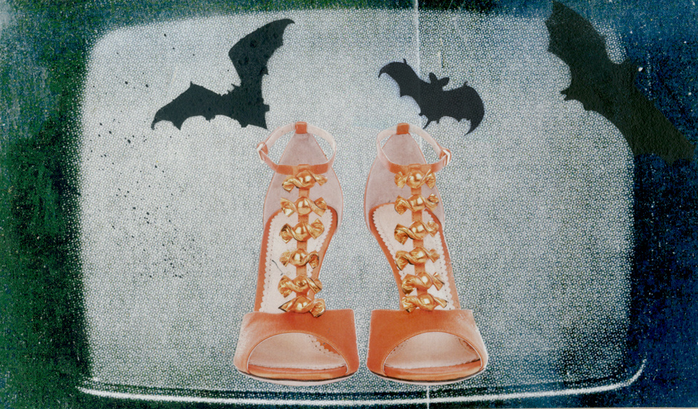 Charlotte Olympia: Hallowe'en Collection