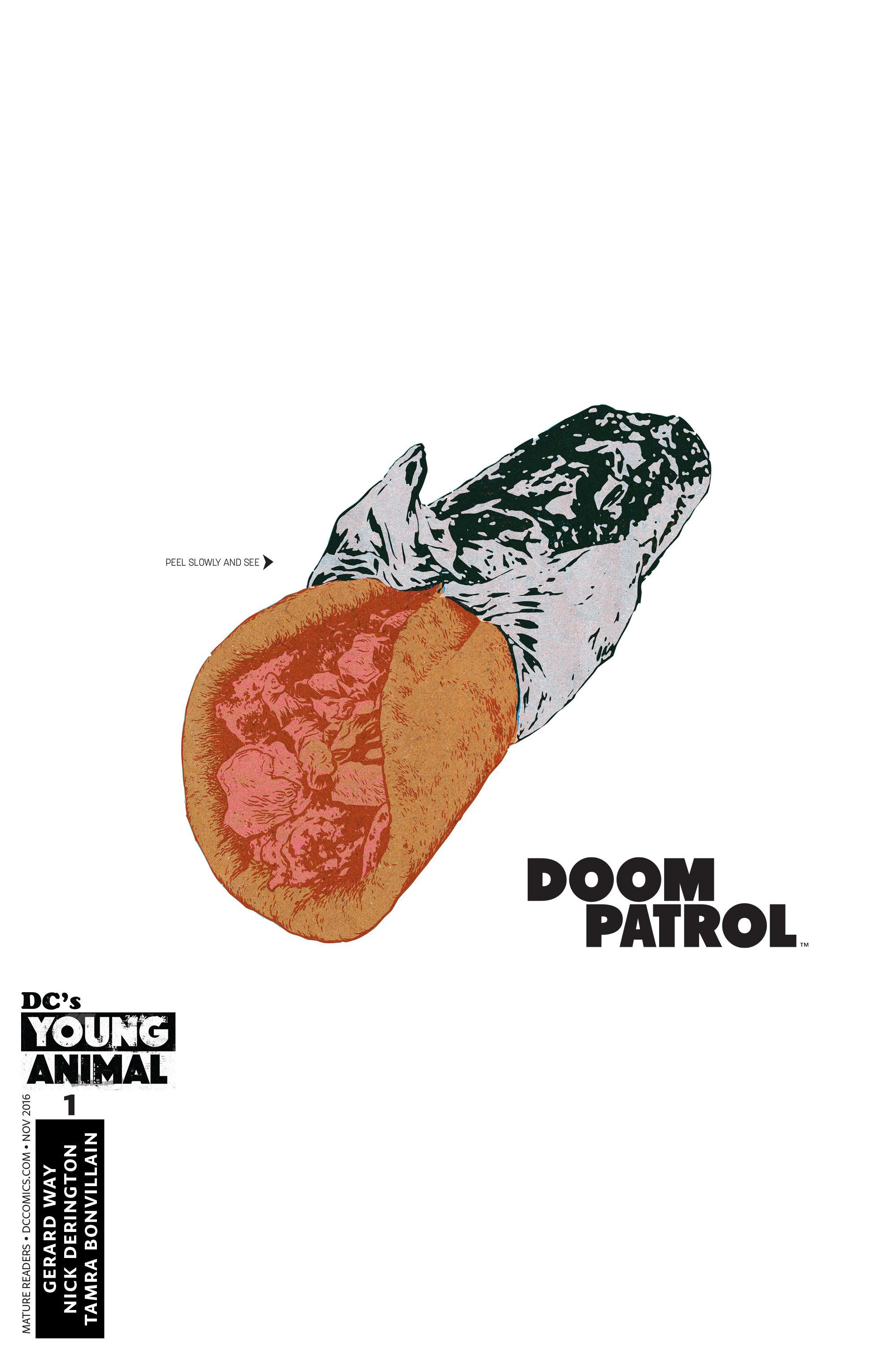 Doom Patrol - Issue 1