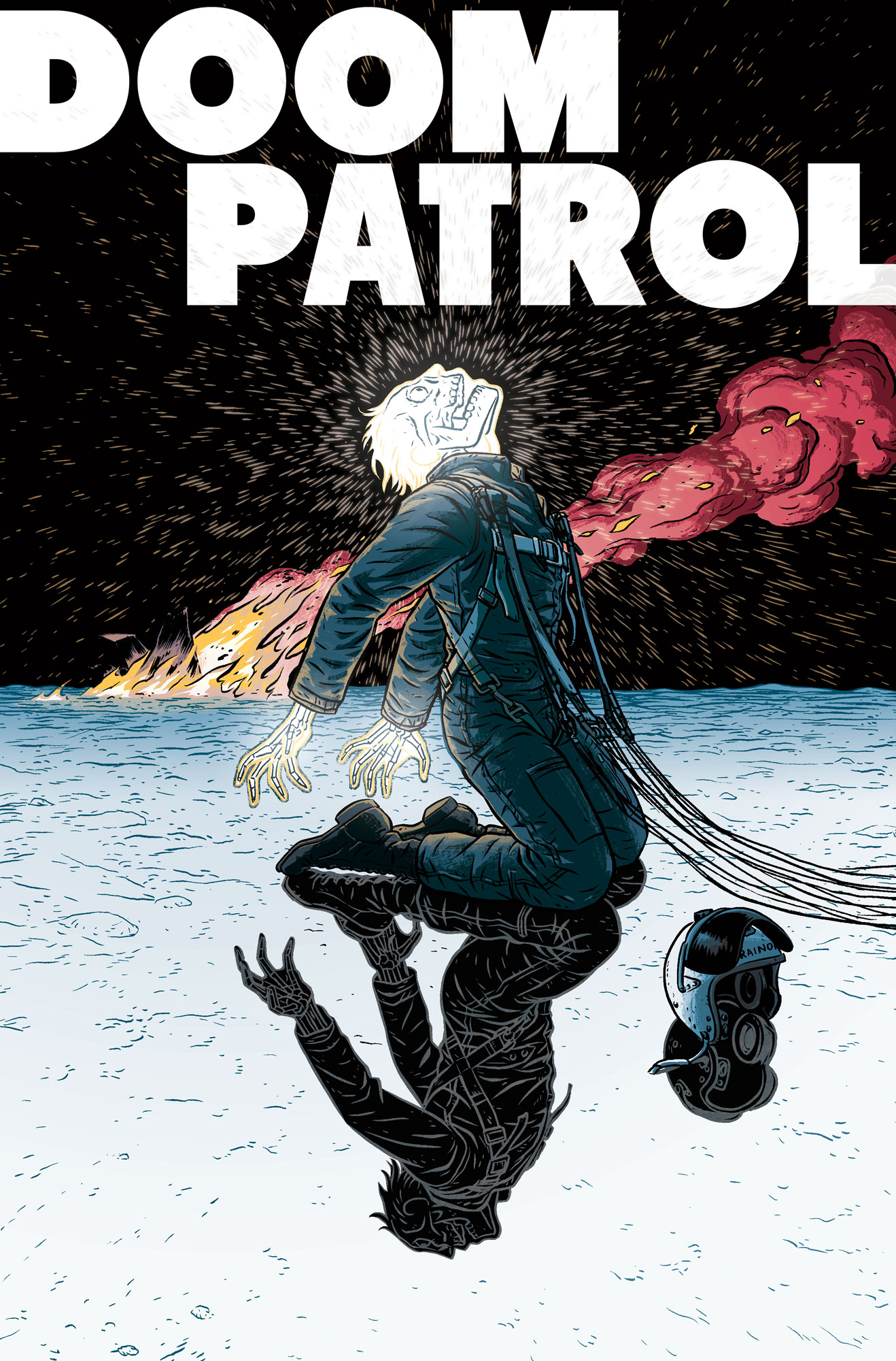 Doom Patrol - Issue 2
