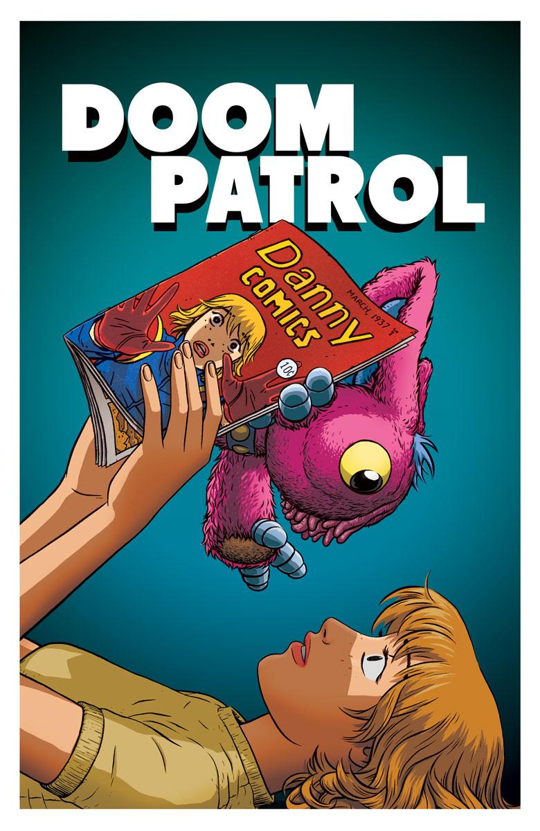Doom Patrol - Issue 3