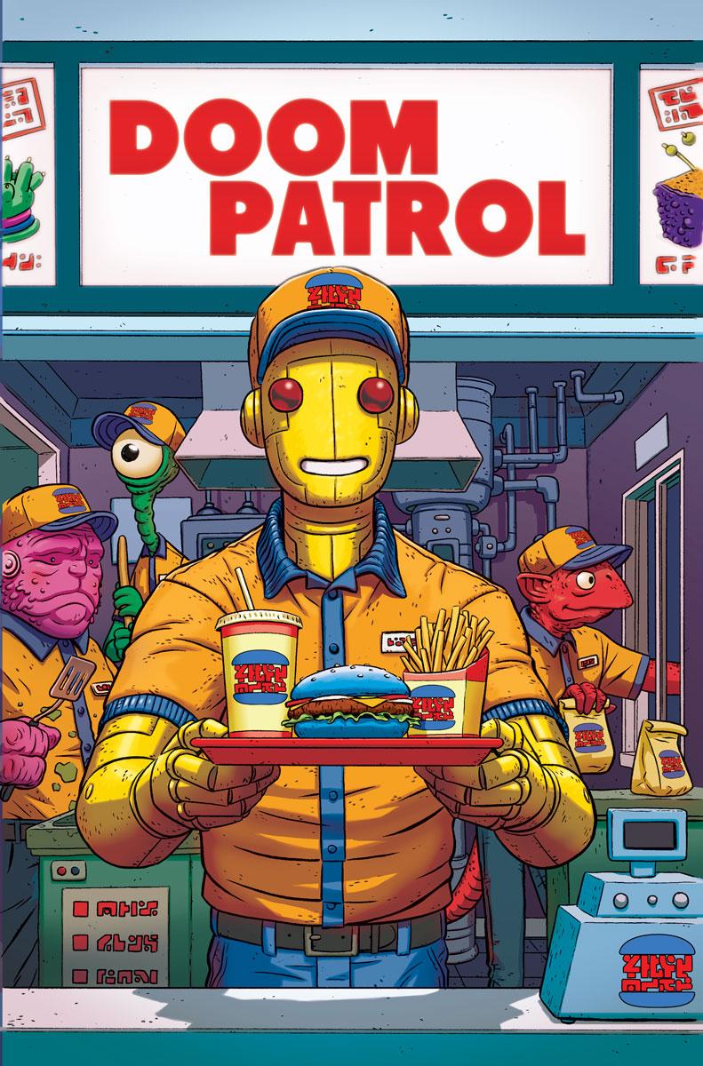 Doom Patrol - Issue 4