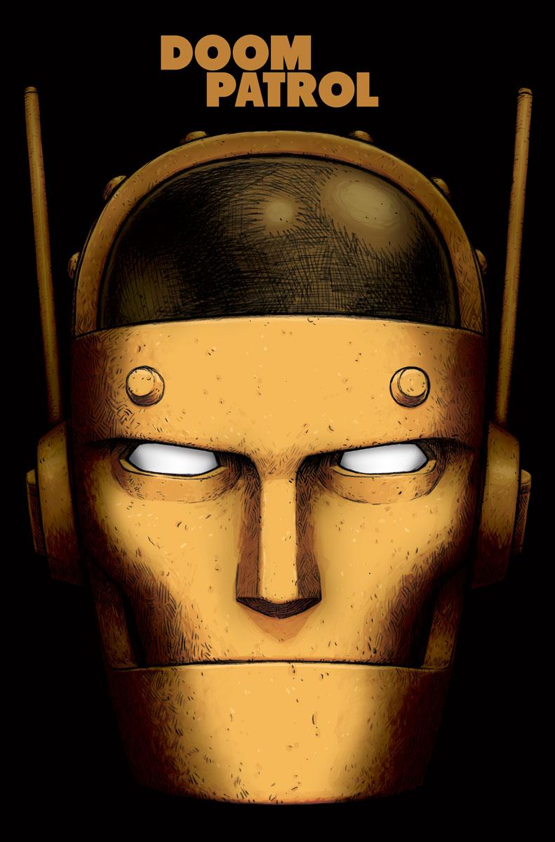 Doom Patrol - Issue 5