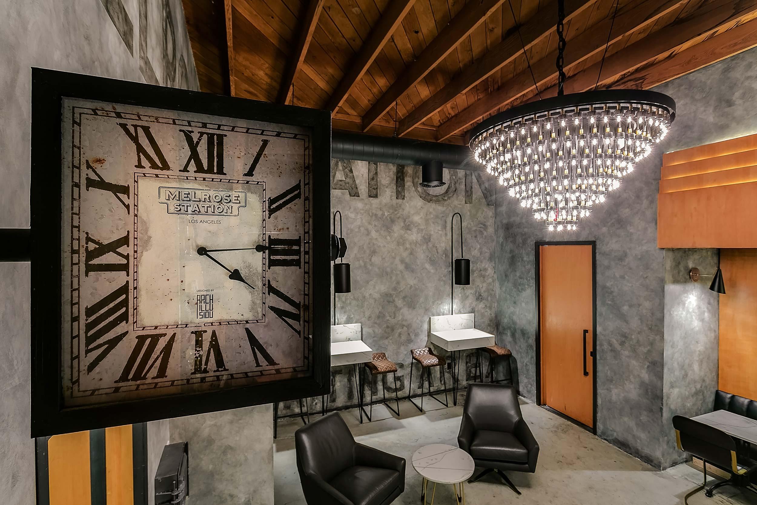 archillusion-design-melrose-station-restaurant-bar-custom-wall-clock.jpg