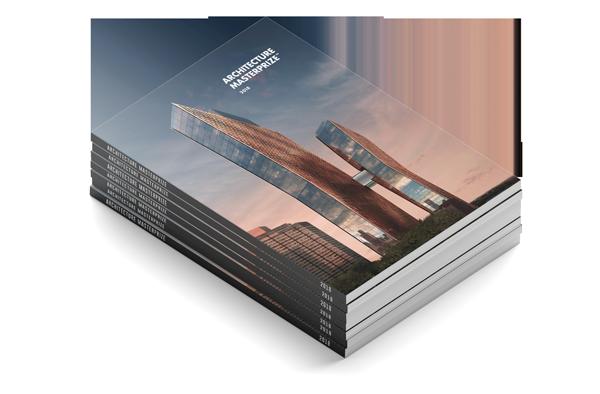 ARCHITECTURE MASTERPRIZE BOOK | 2018
