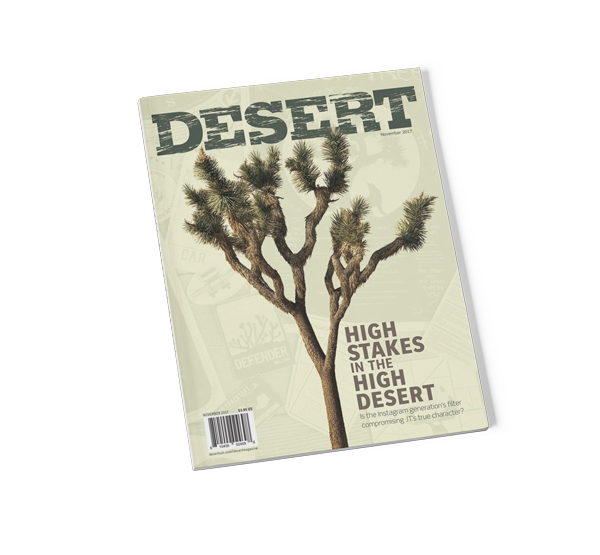 DESERT MAGAZINE | 10/2012