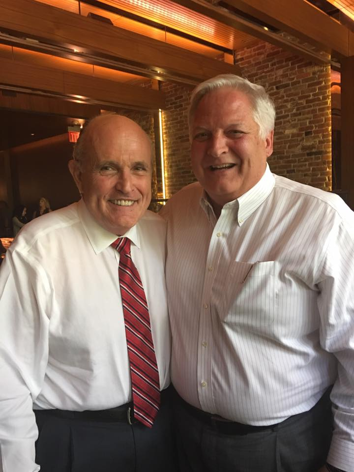 Democratic National Convention with Former NY Mayor Rudy Giuliani