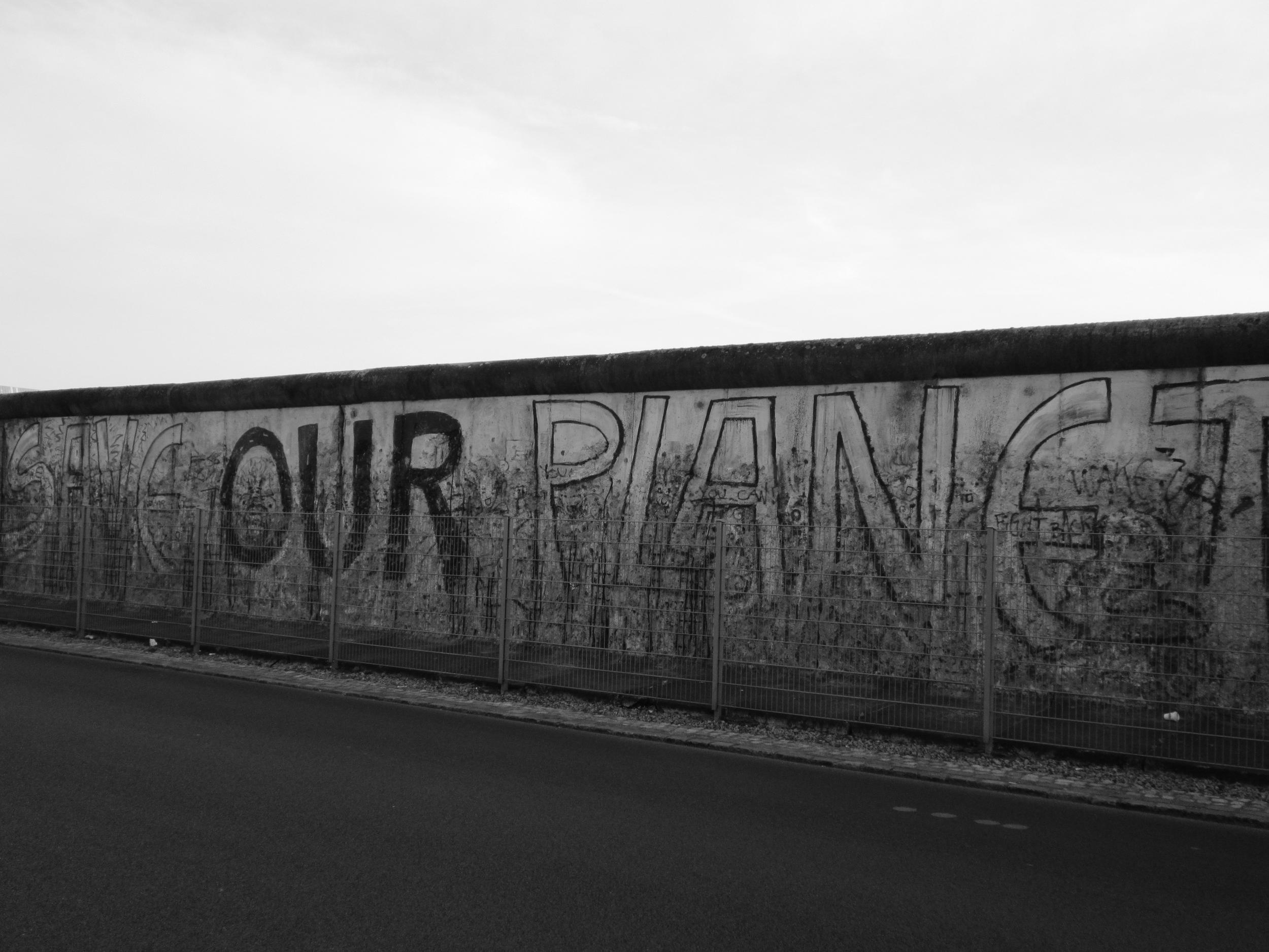 Berlin Wall - Berlin, Germany