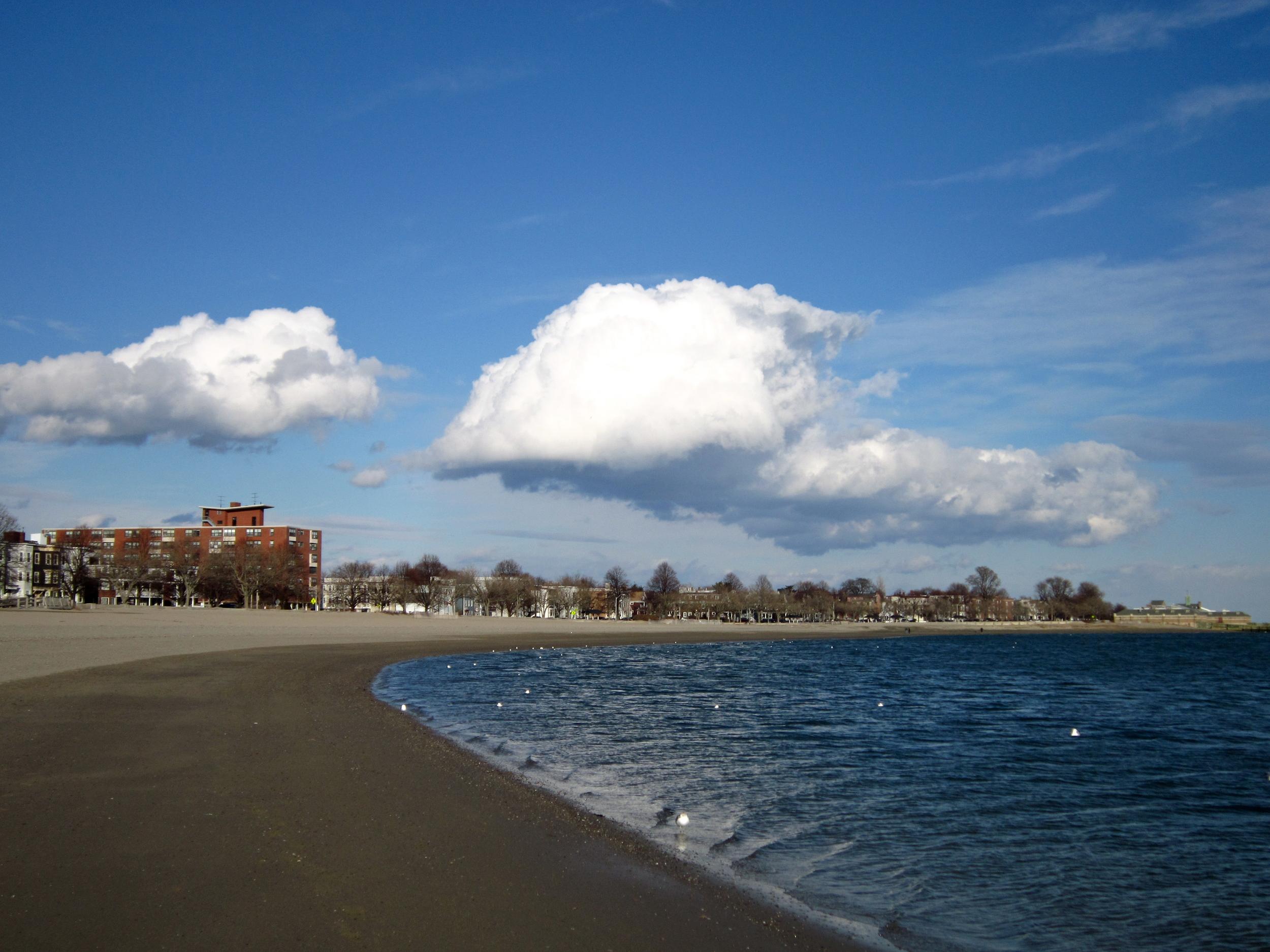 Carson Beach - South Boston