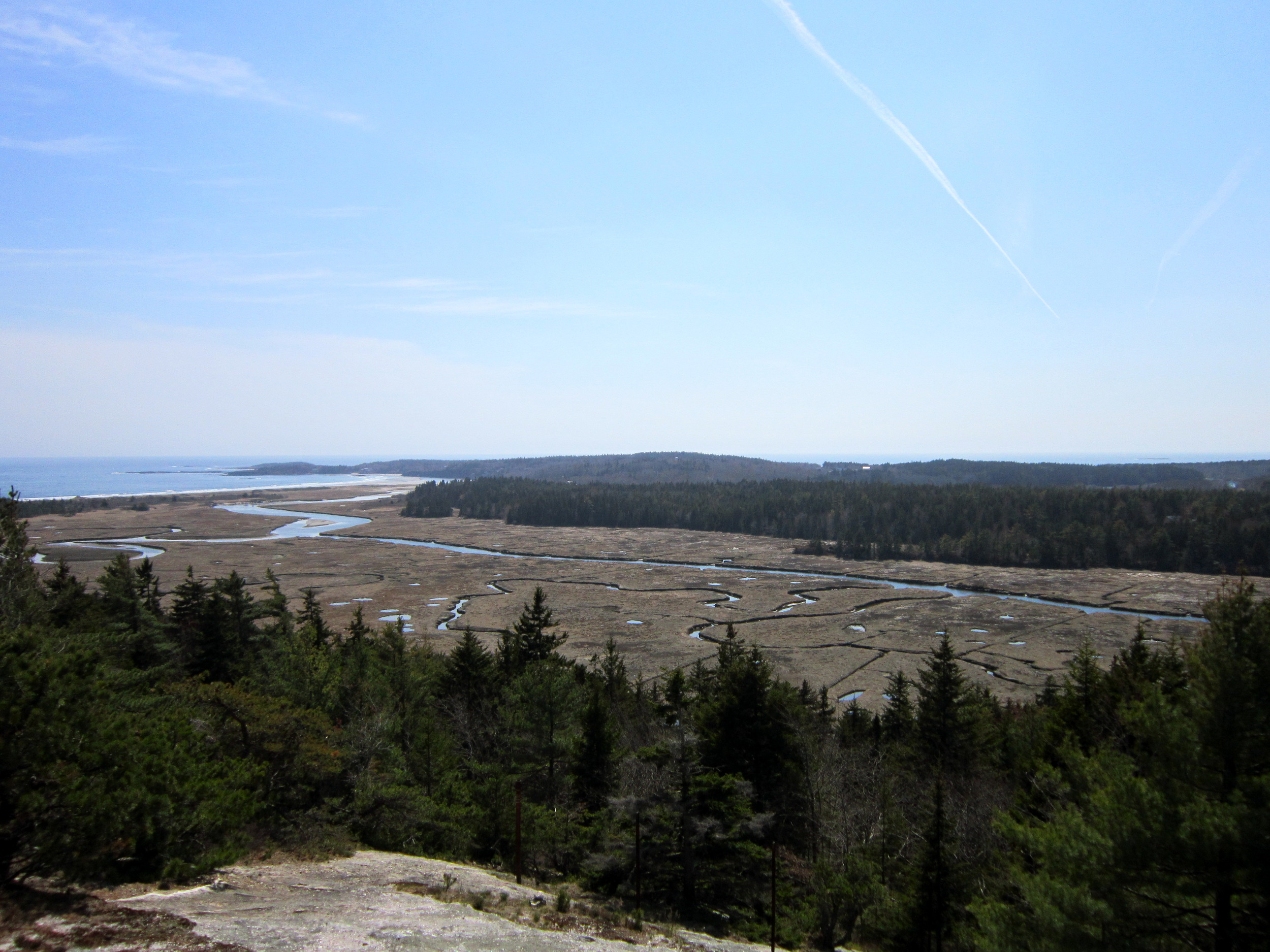 Bates-Morse Mountain - Phippsburg, Maine