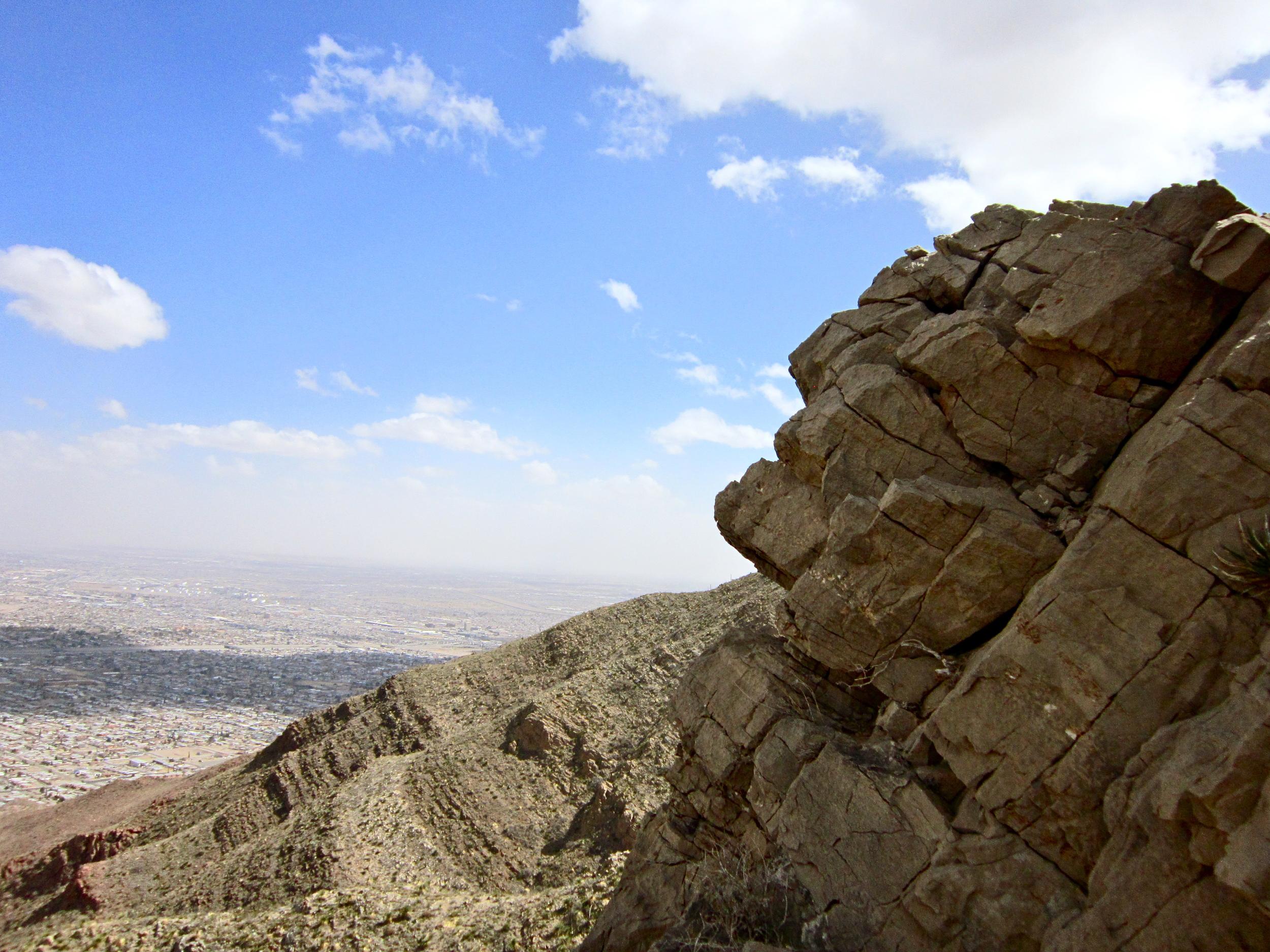 Franklin Mountains - El Paso, Texas