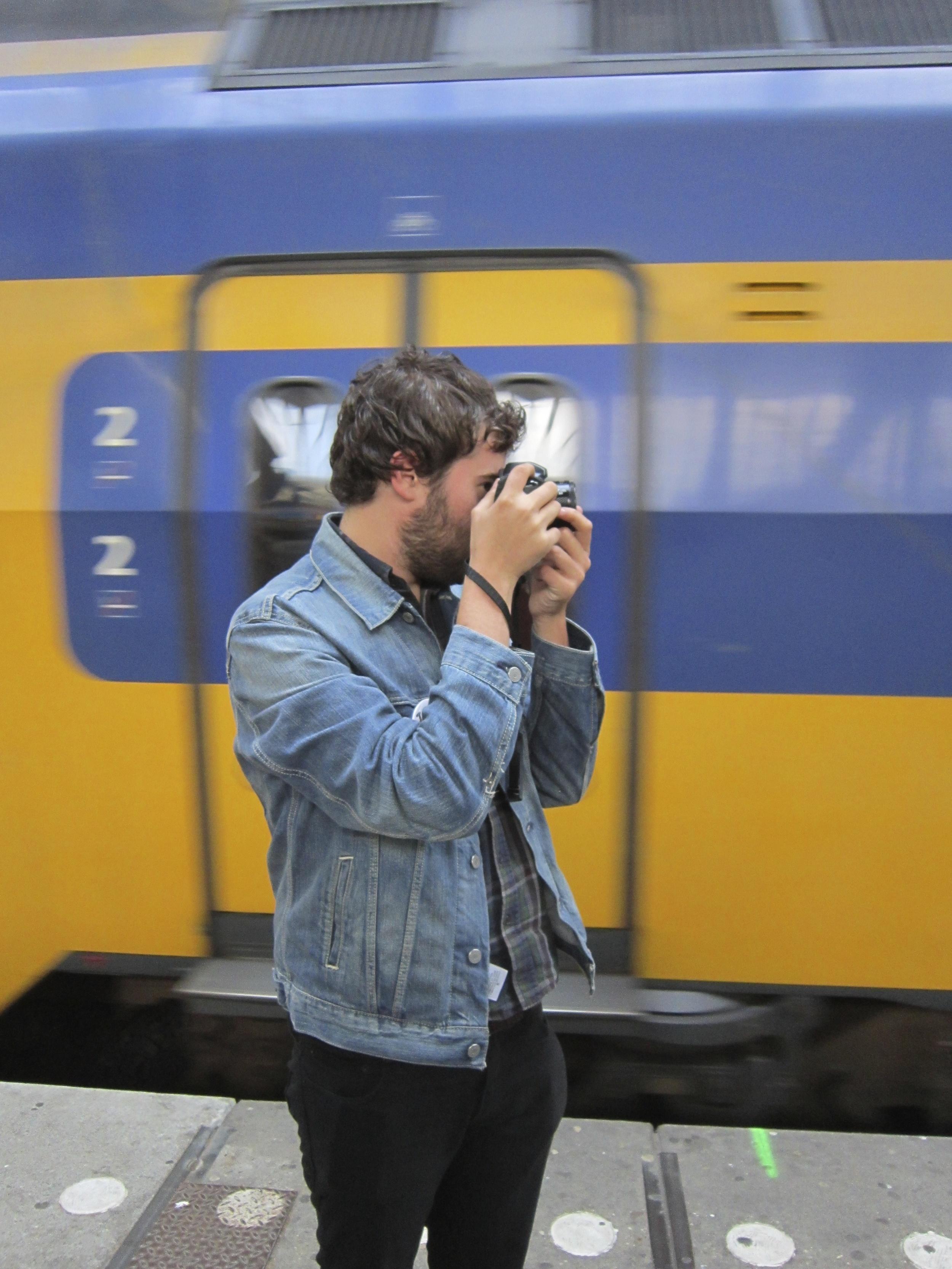 Liège Train Station - Liège, Belgium
