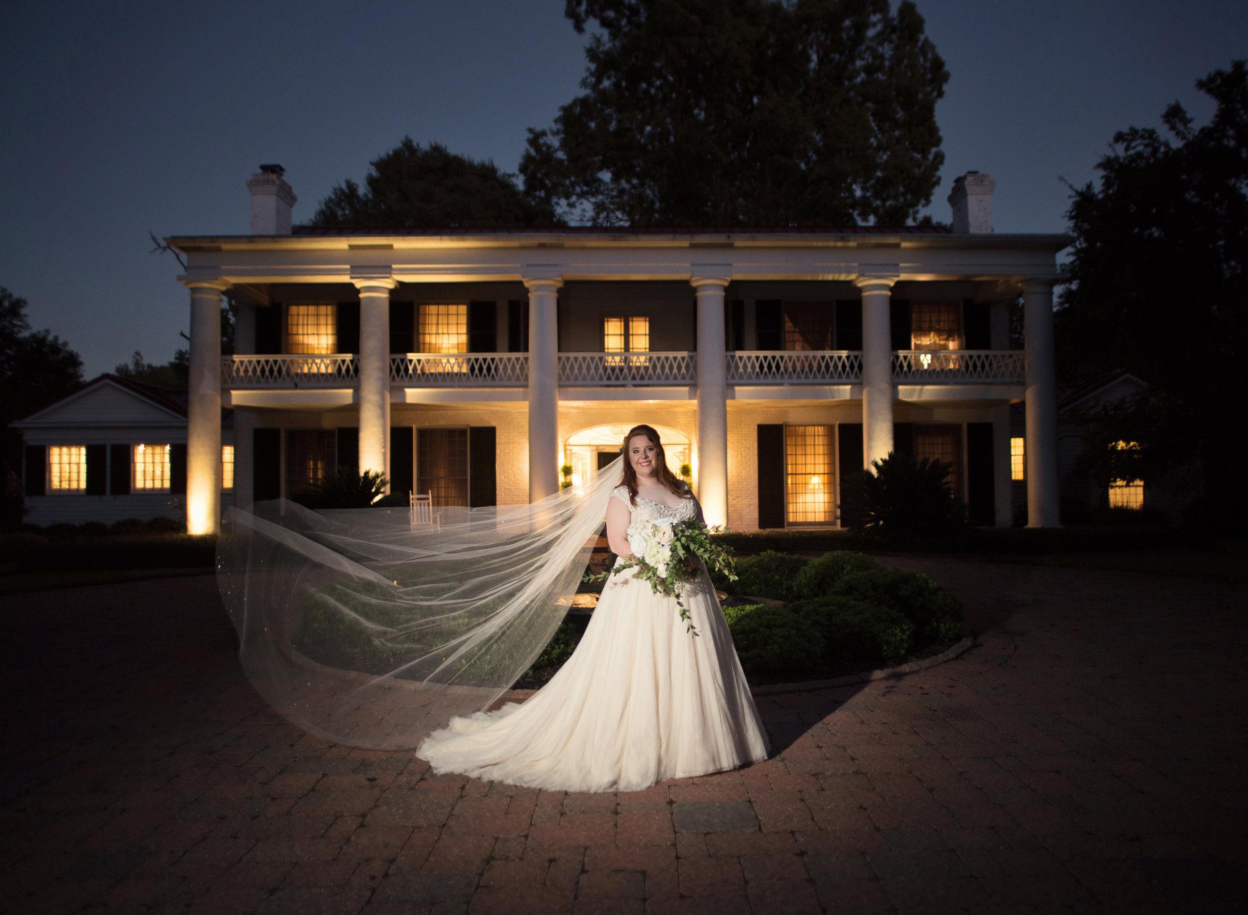 Shreveport / Bossier City Wedding Photographer - daylightfadingphotography.com