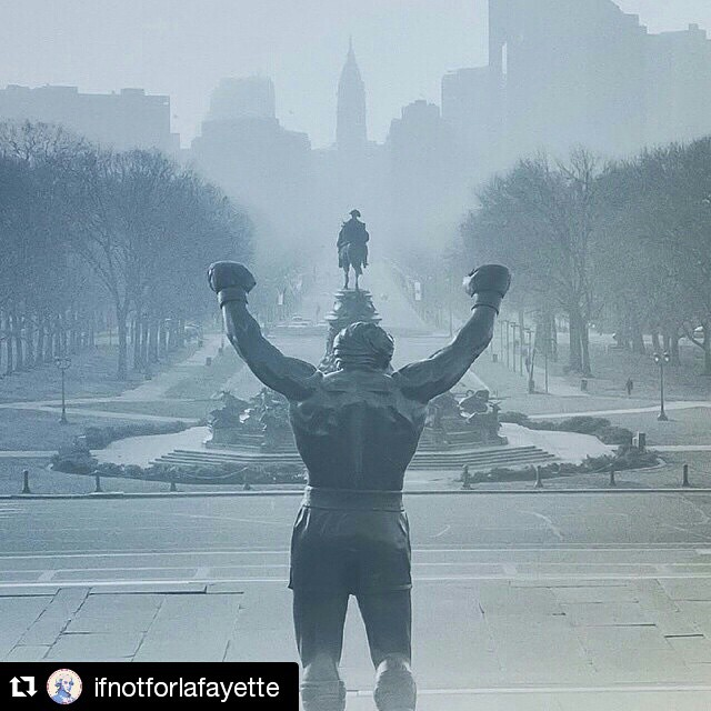 #Repost @ifnotforlafayette ・・・ Rocky and George W can't wait for @hermionevoyage to arrive in #philadelphia tomorrow!! #philly #hermione #hermione2015 #ifnotforlafayette #tallship