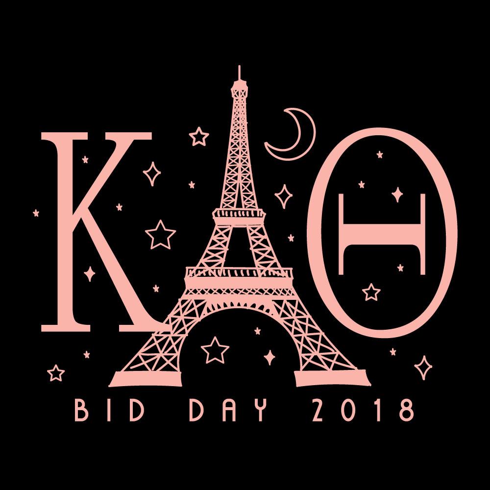Parisian Letters. Alyssa Moore. T-Shirt Design. Apparel Graphic Design for The Neon South. Adobe Illustrator. Typography. Illustration. Vector illustration.