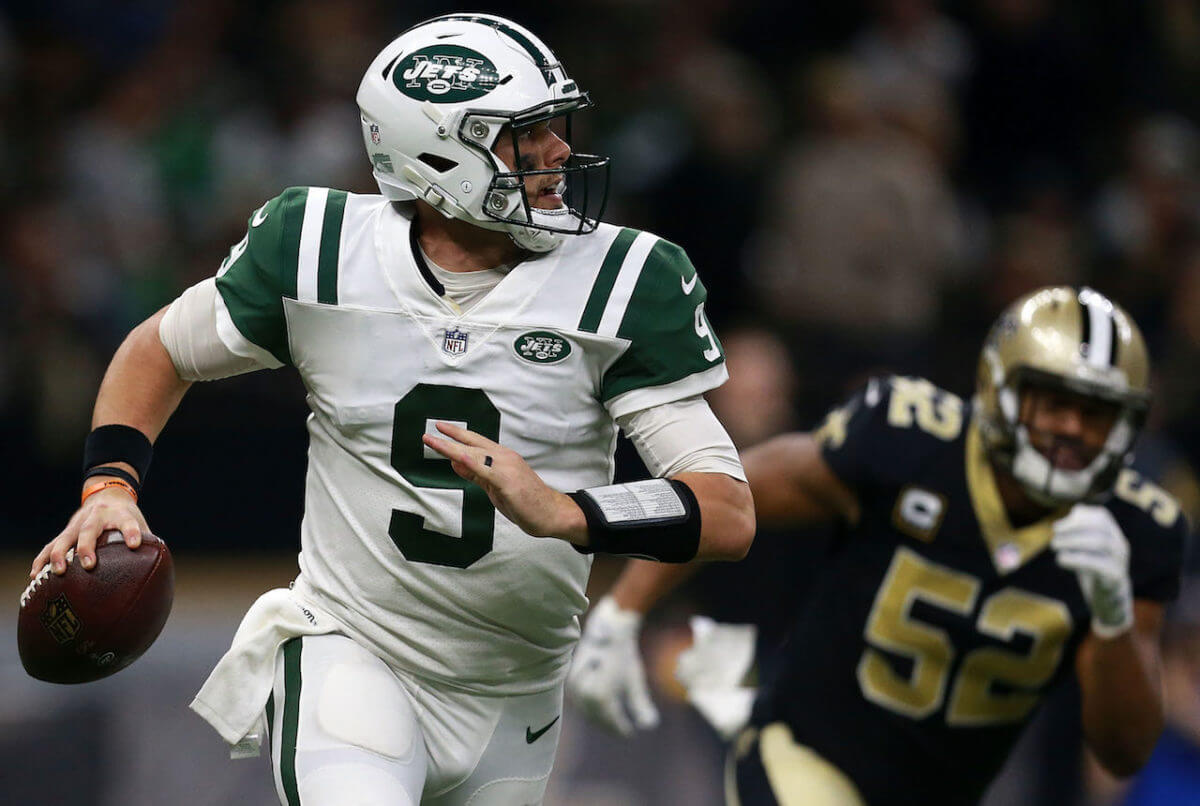 The Miami Dolphins have claimed the former 4th round pick who was released by the Jets.