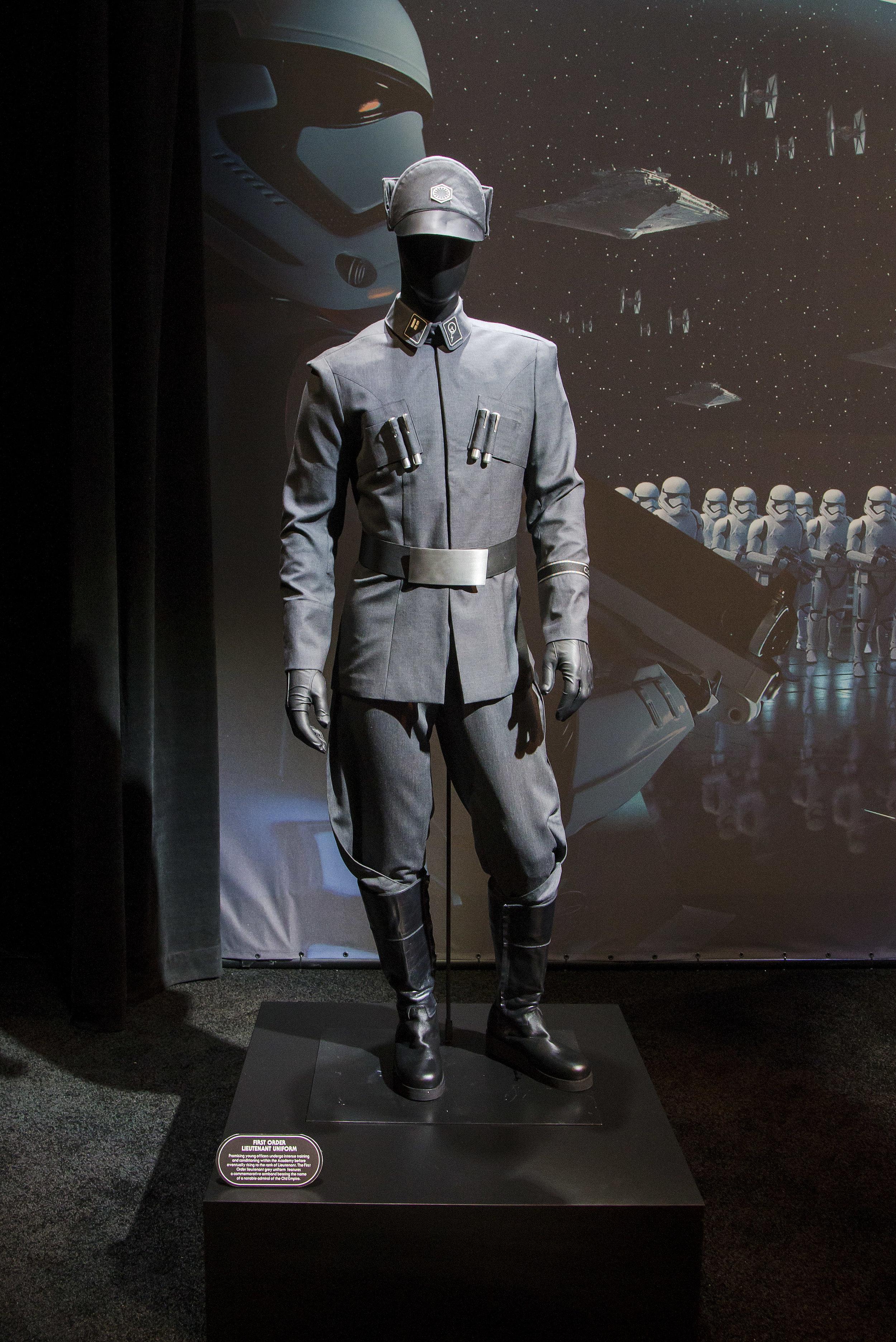 Star Wars Galaxy's Edge Cast Member Uniform