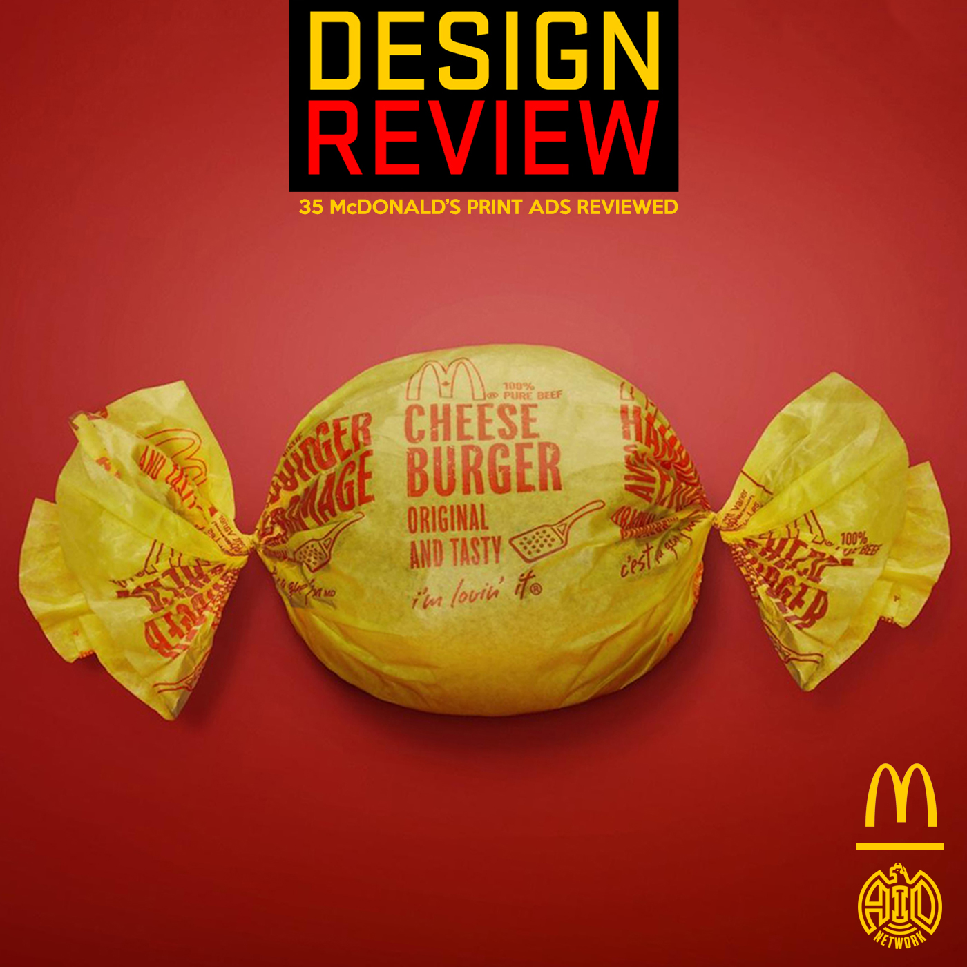 picture relating to Mcdonalds Printable Job Application named McDonalds Layout Evaluate - 35 Print Commercials Analyzed Talked over