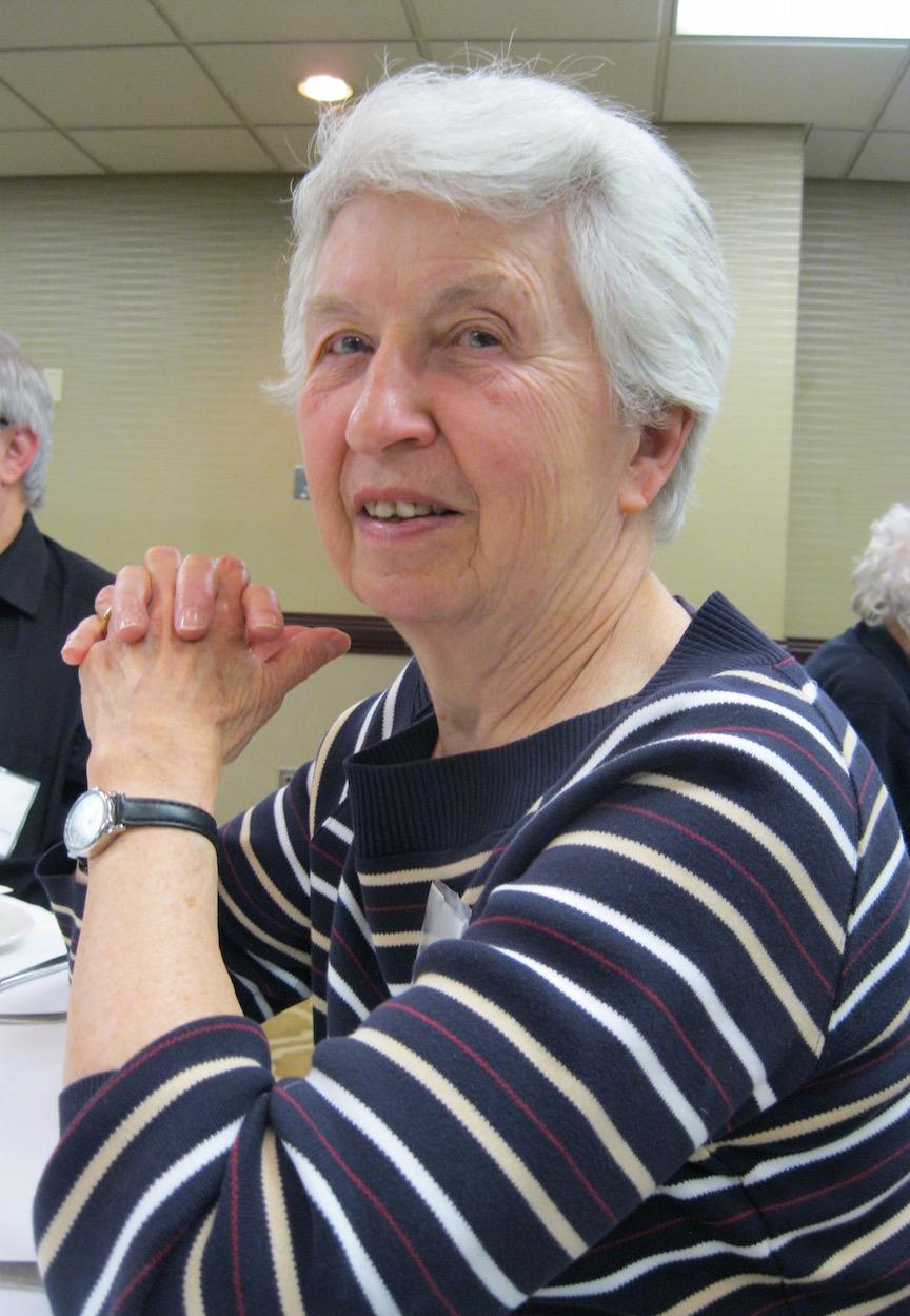 Edith Sullivan, New Program Director