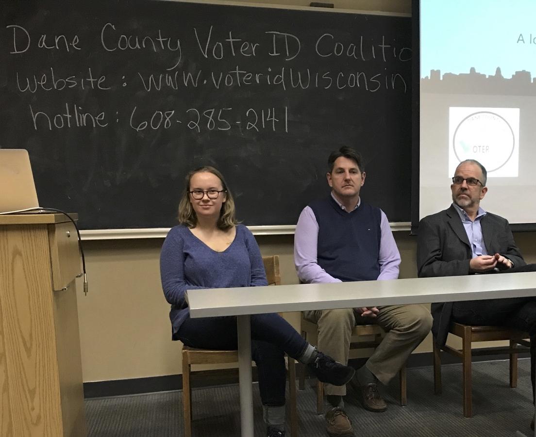 Panelists: Laurel Noack, Scott McDonell, Ken Mayer