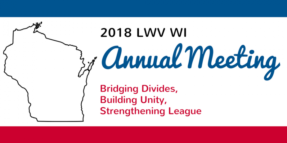 We encourage all members at any level of engagement and experience to join us.Any member can be a  voting delegate .Registration deadline is  June 1 .
