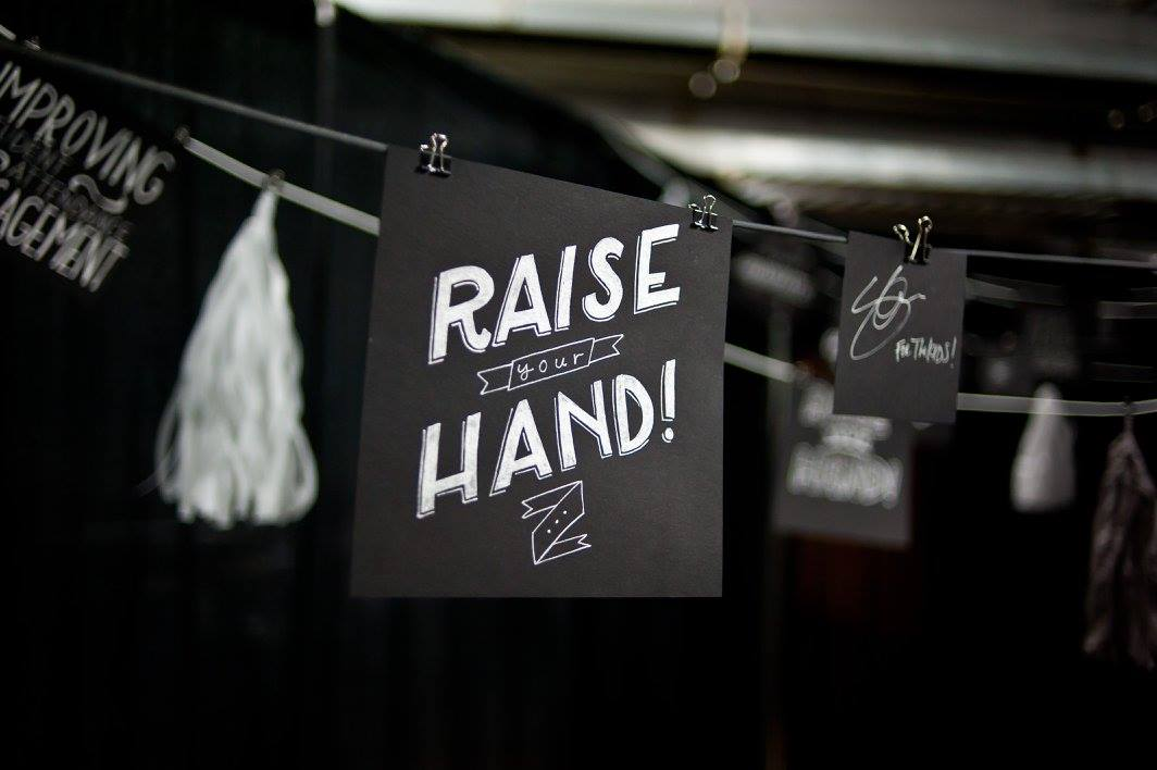 ALL HANDS RAISED ANNUAL FUNDRAISER