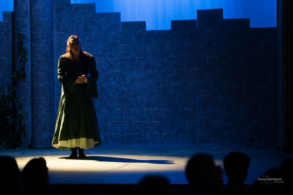 Brigadoon - Scenic and Lighting Design