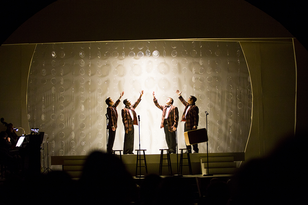 Forever Plaid - Scenic and Lighting Design