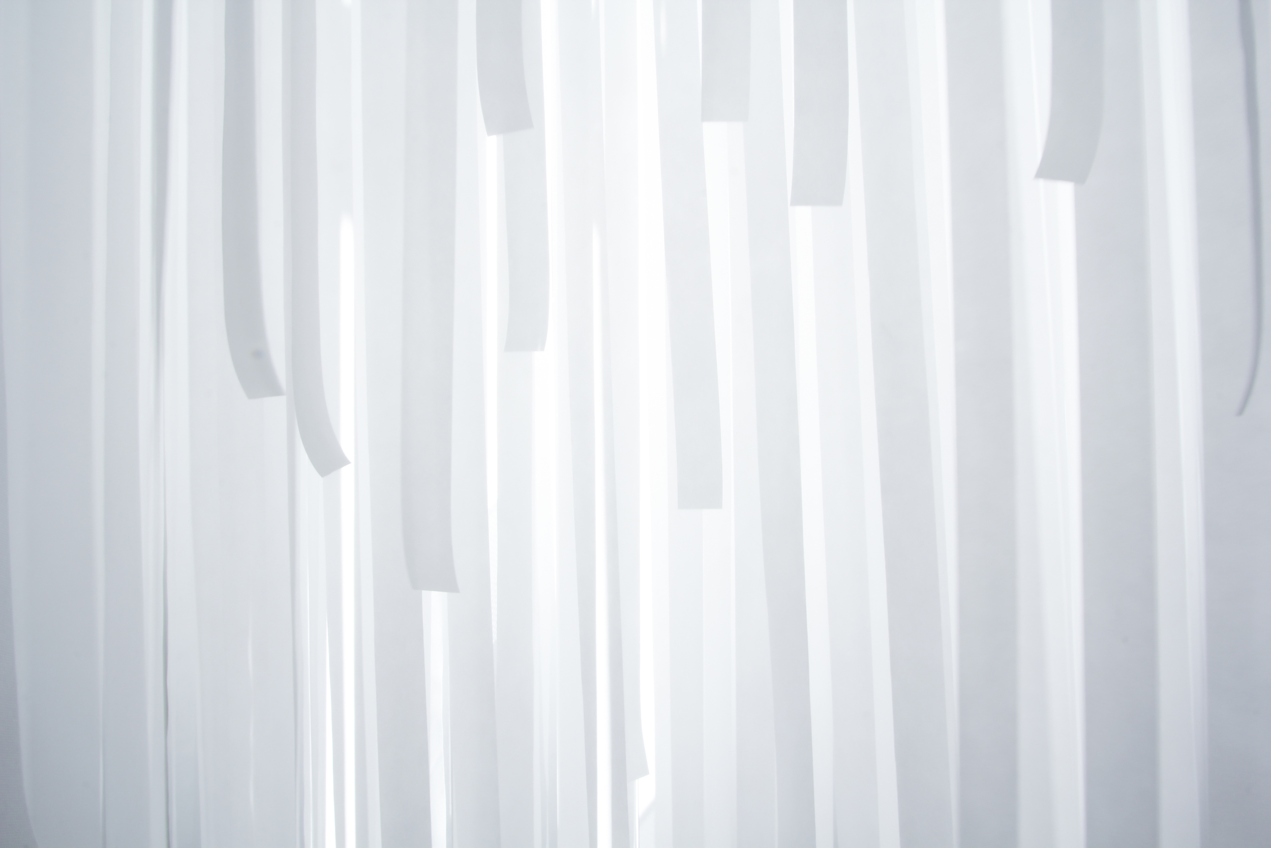 Layered of stripes. COS x Snarkitecture.image ©futurecrafter