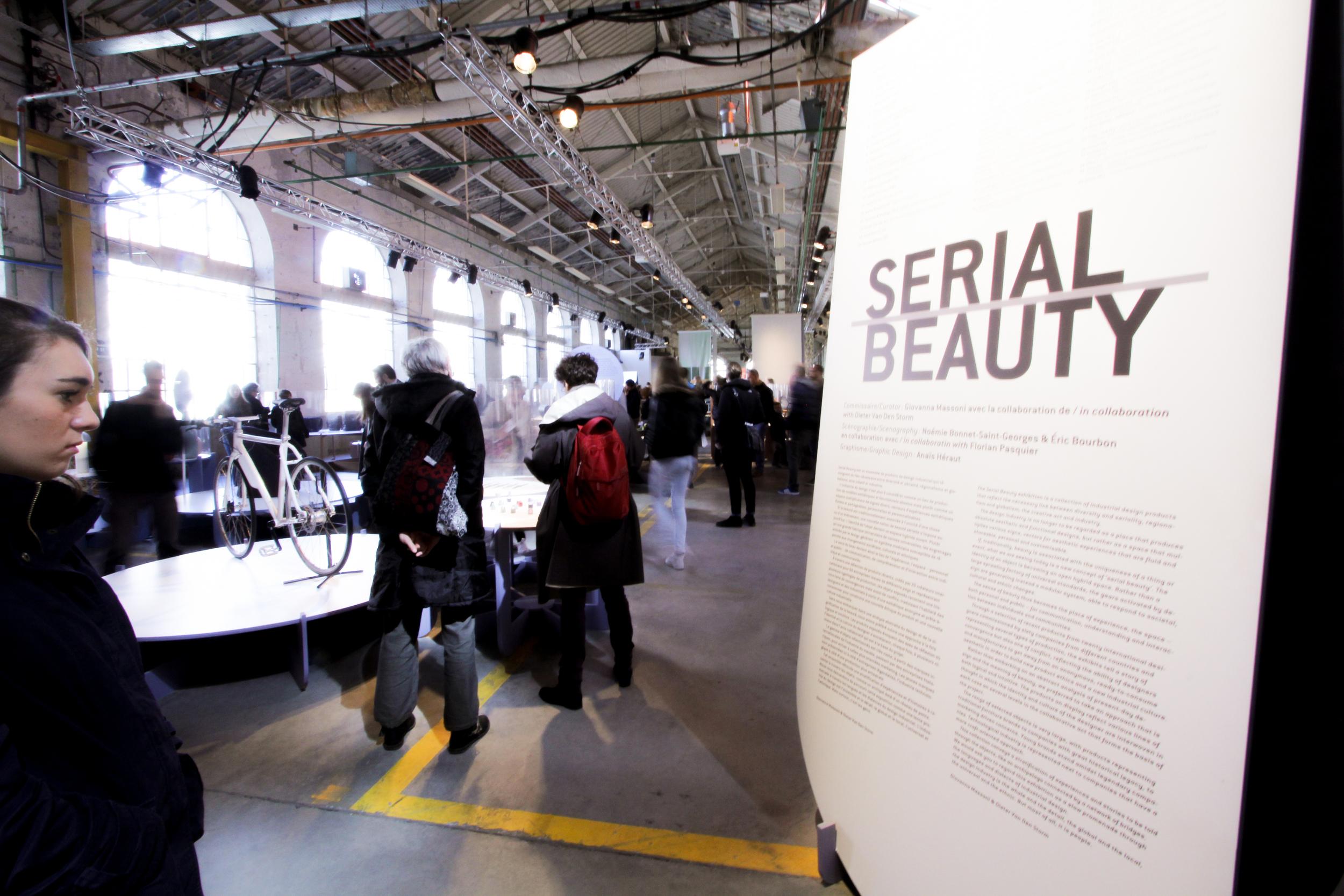 Serial Beauty. Cité du Design. image ©futurecrafter