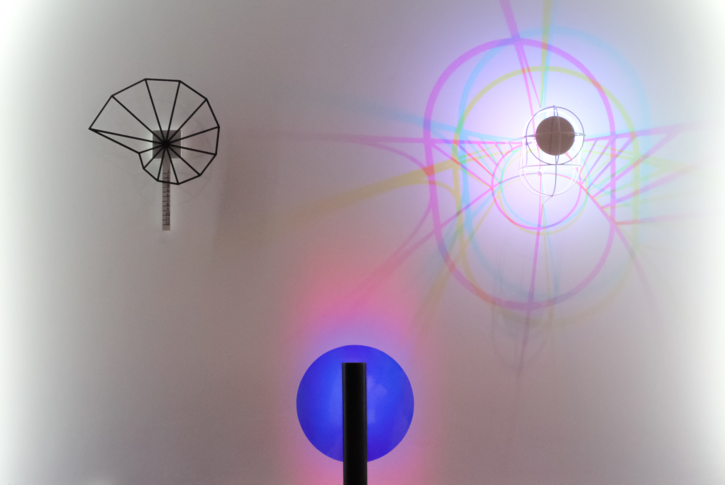 Lighting works featured in Form follows information . image ©futurecrafter