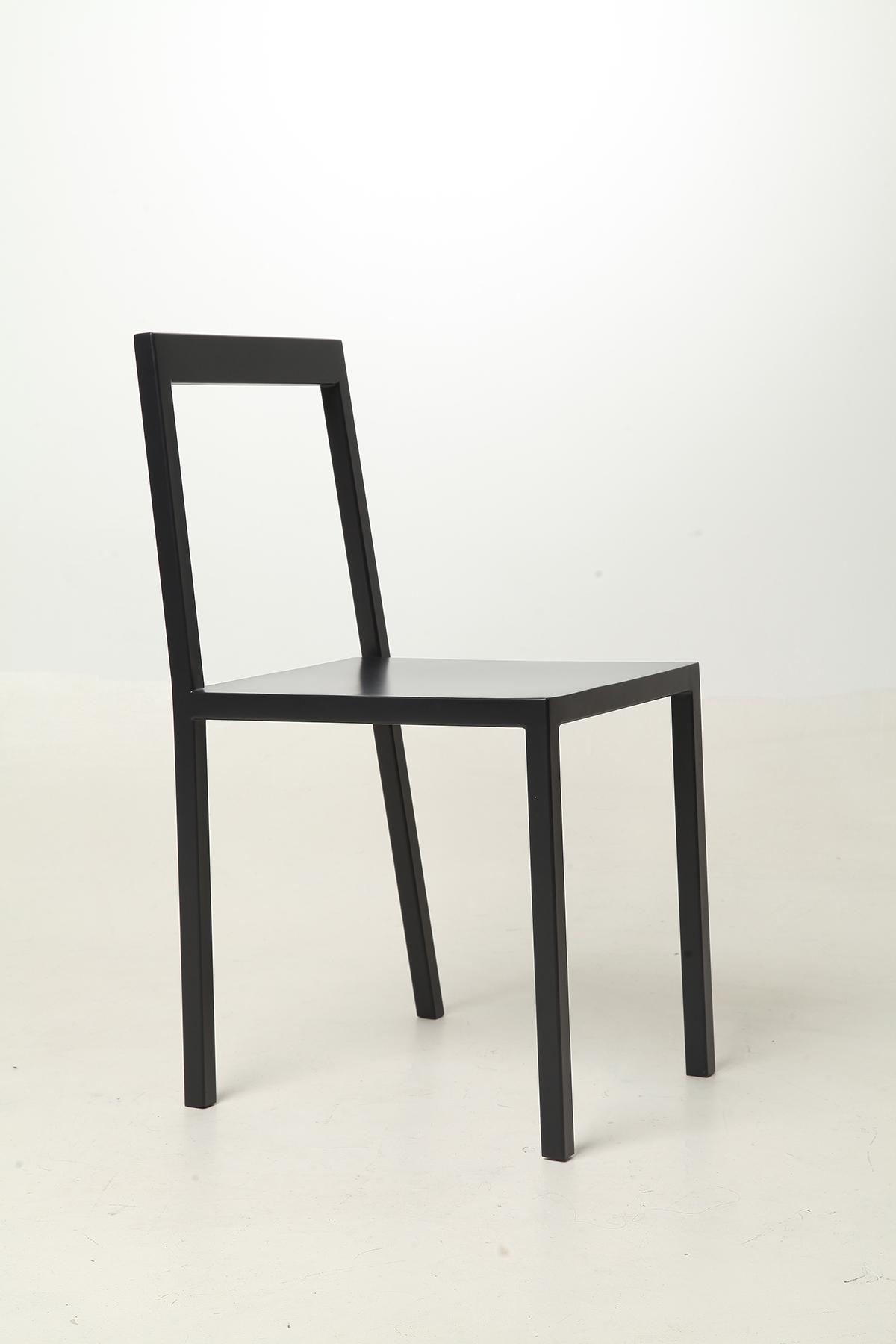 Chair 3/4. image courtesy from Sandro Lominashvil