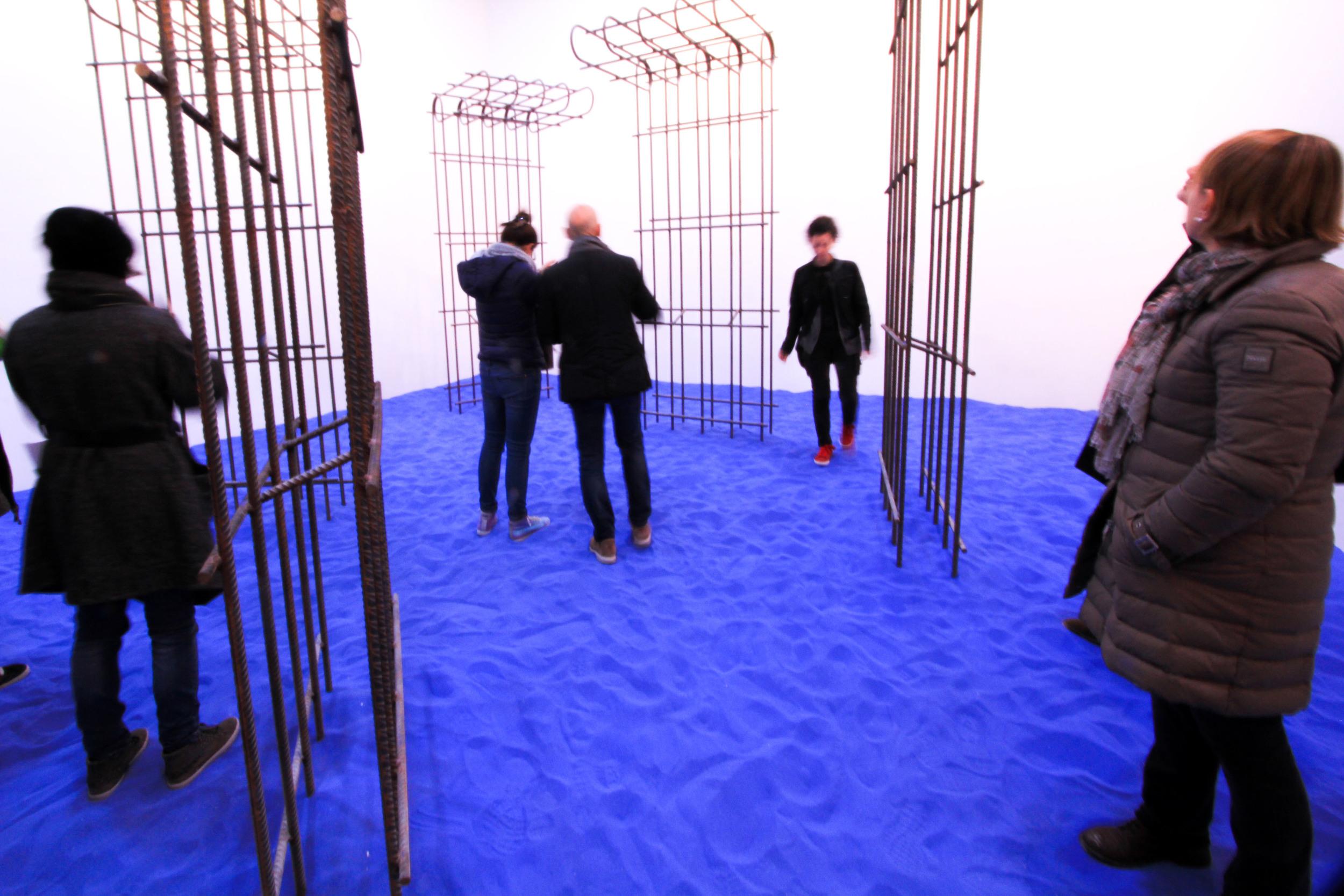 Venice Biennale of Art 2015. image ©  Futurecrafter