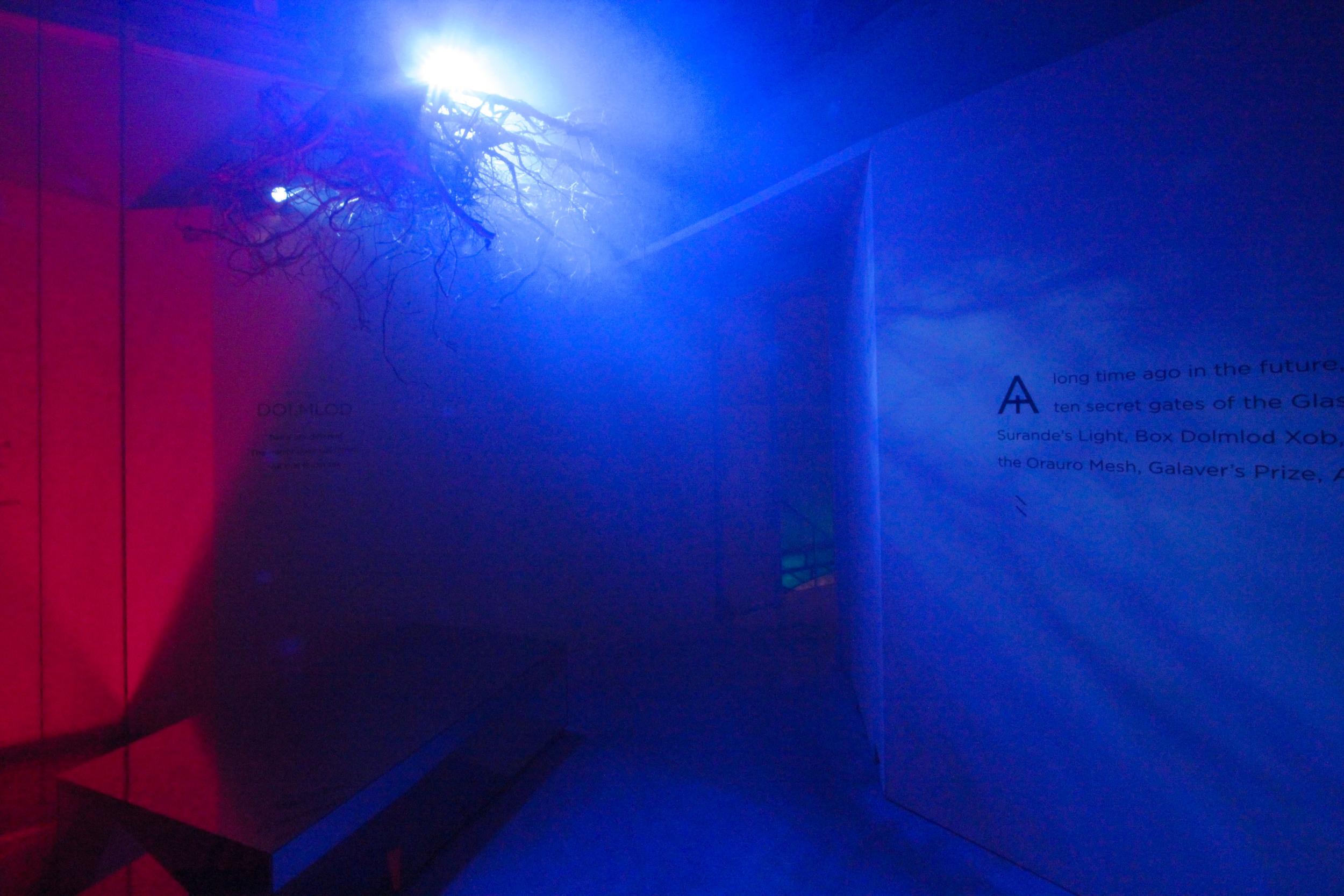 The entrance. 10 Secret Treasures. image©Futurecrafter