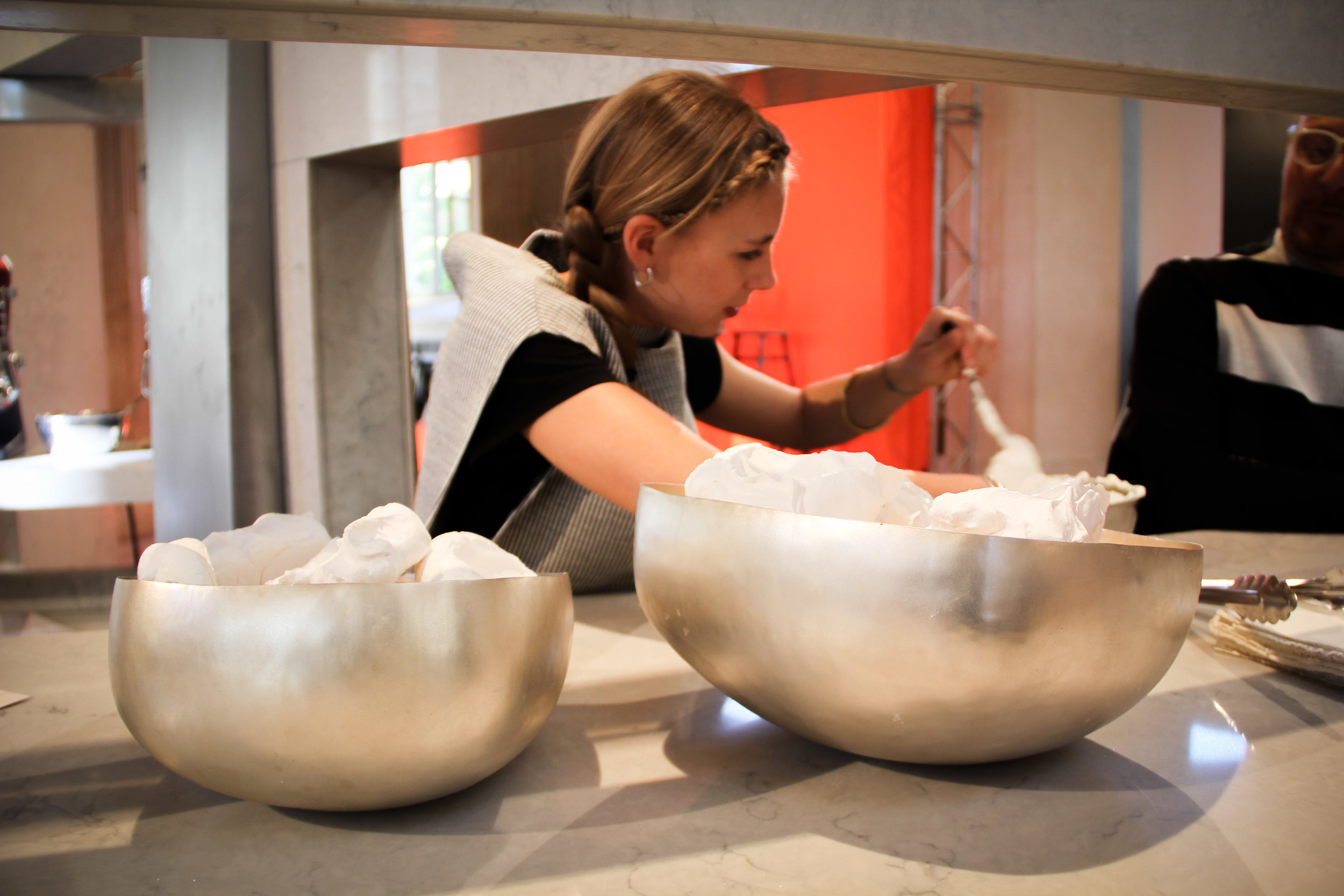 The Restaurant:Air Kitchen  . image©Futurecrafter