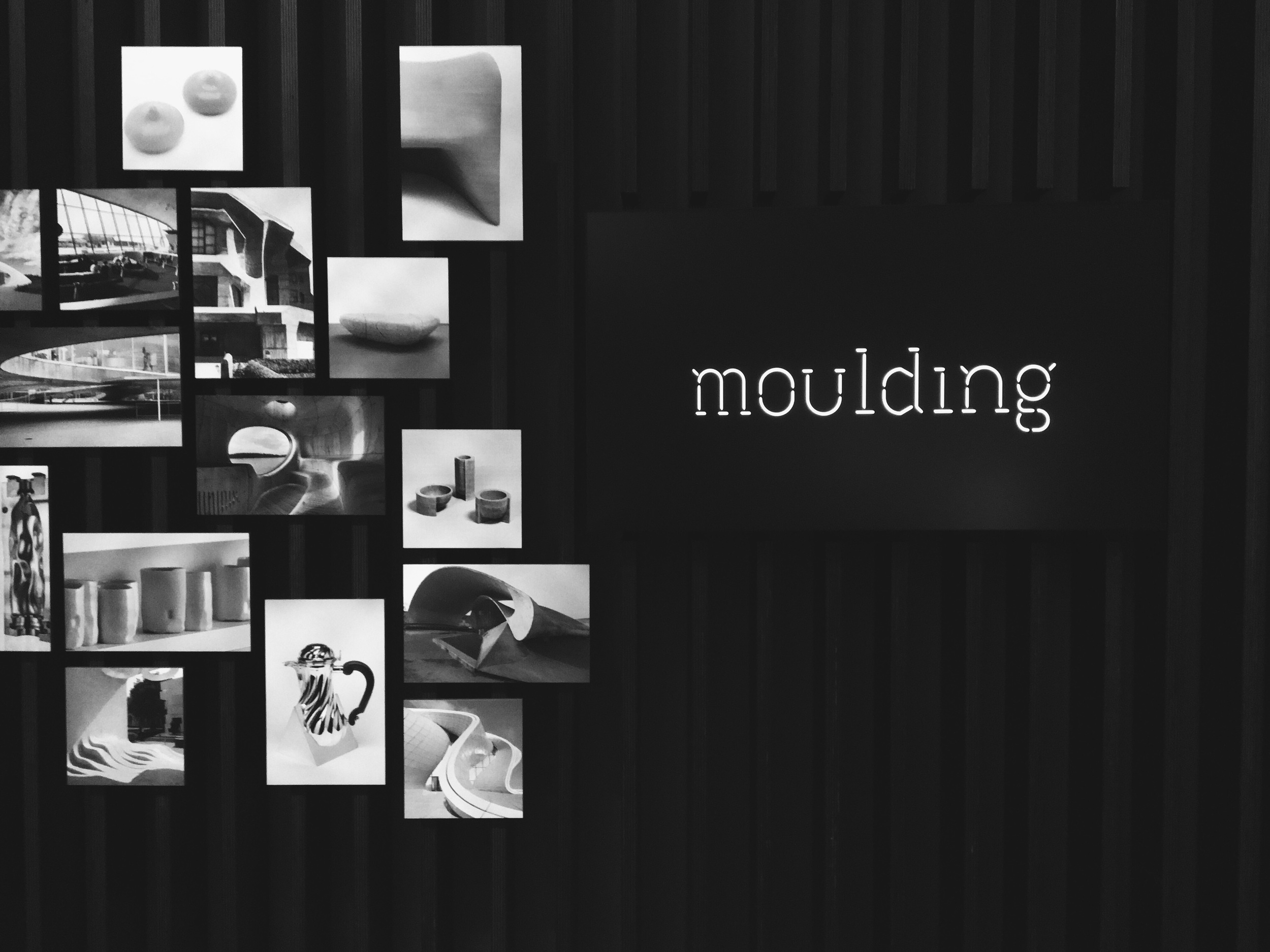 Moulding.   Sempering. Images@Futurecrafter.