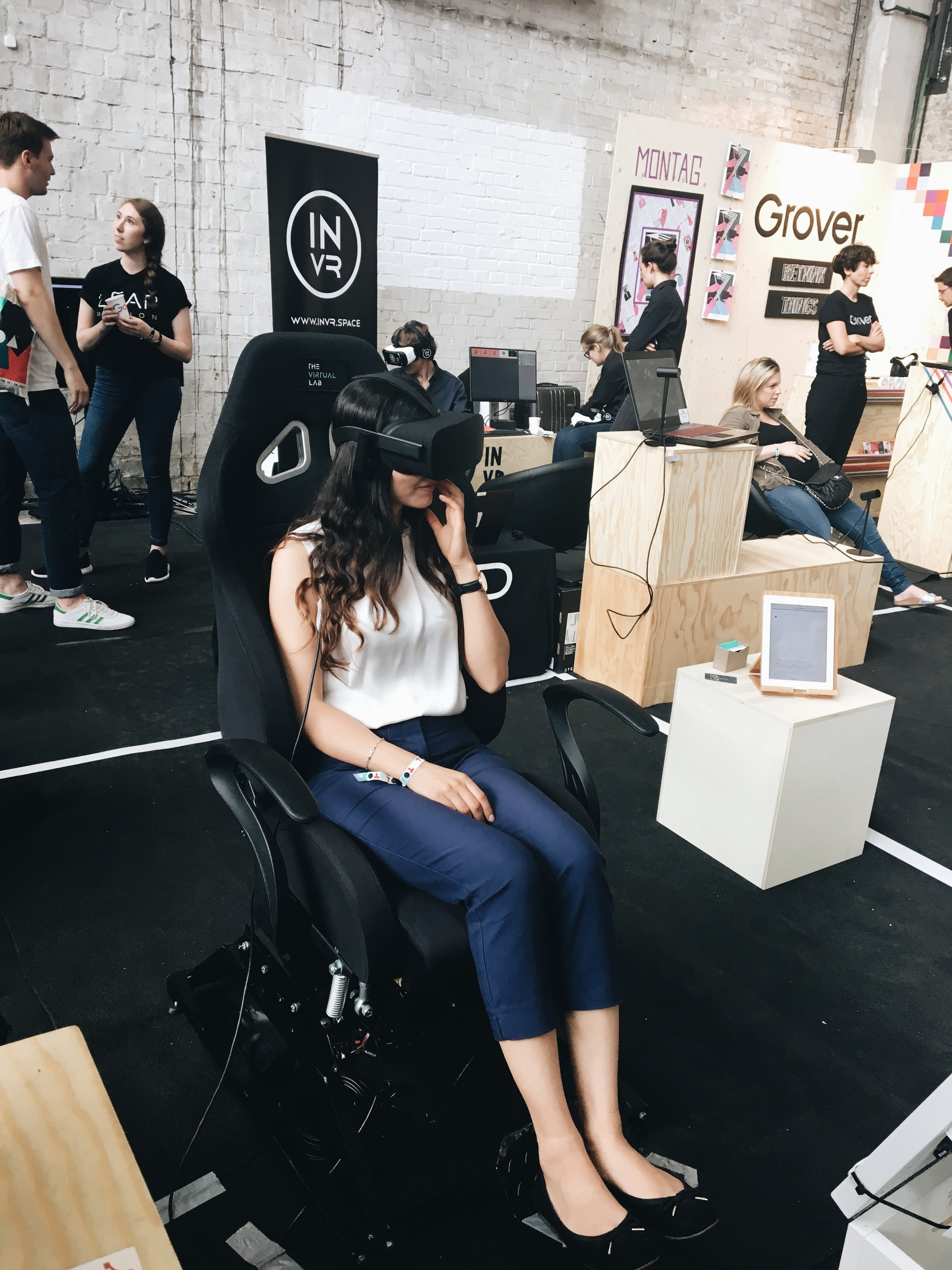 The Virtual Lab - Ogrecoaster - the ultimare VR experience