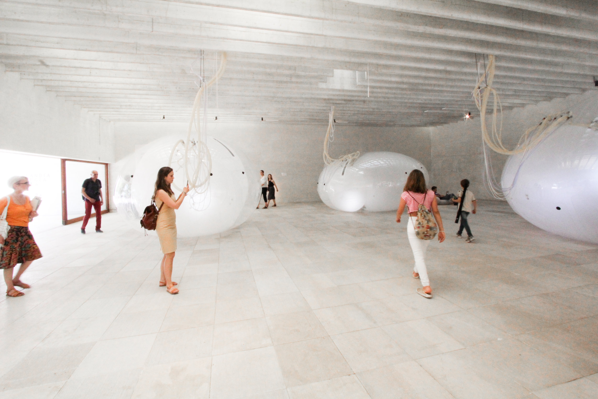 Another Generosity. Nordic Pavilion. Biennale of Architecture 2018. Image ©FUTURECRAFTER