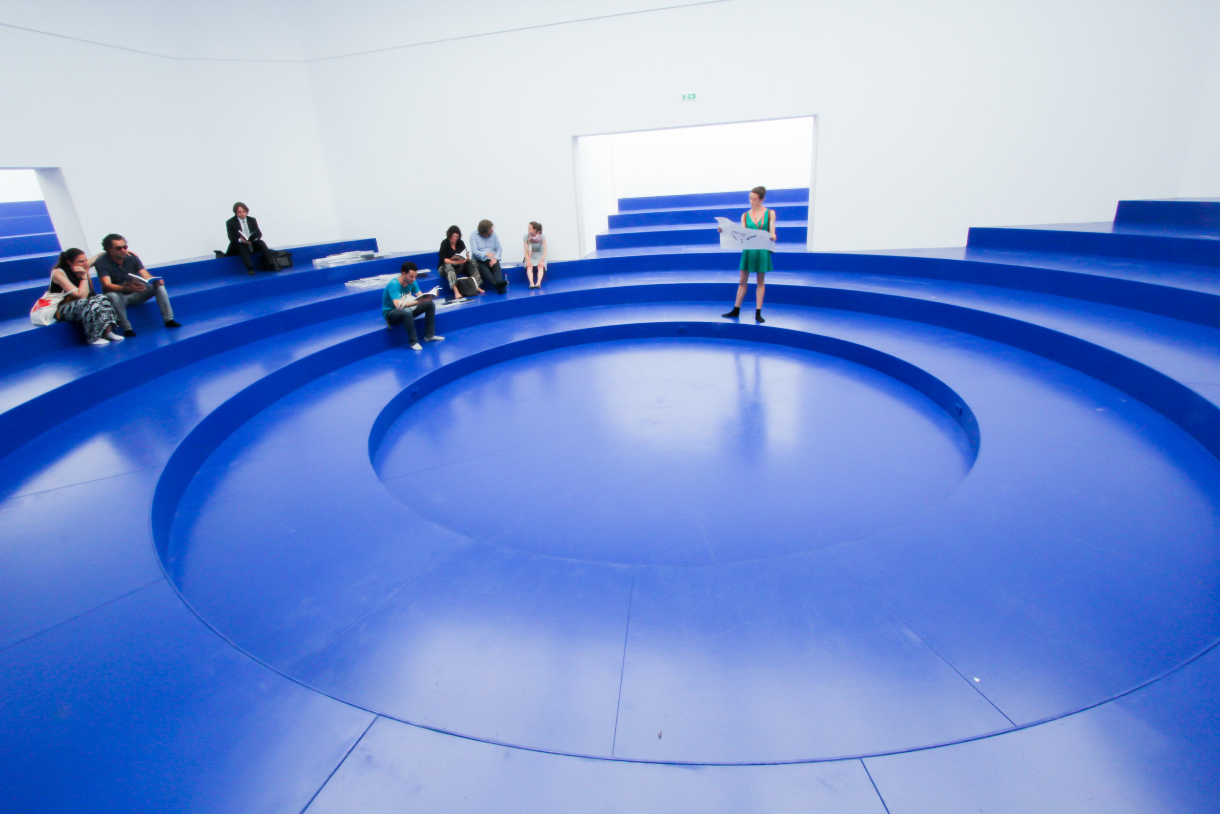 Eurotopie. Belgium Pavilion. Biennale of Architecture 2018. Image ©FUTURECRAFTER