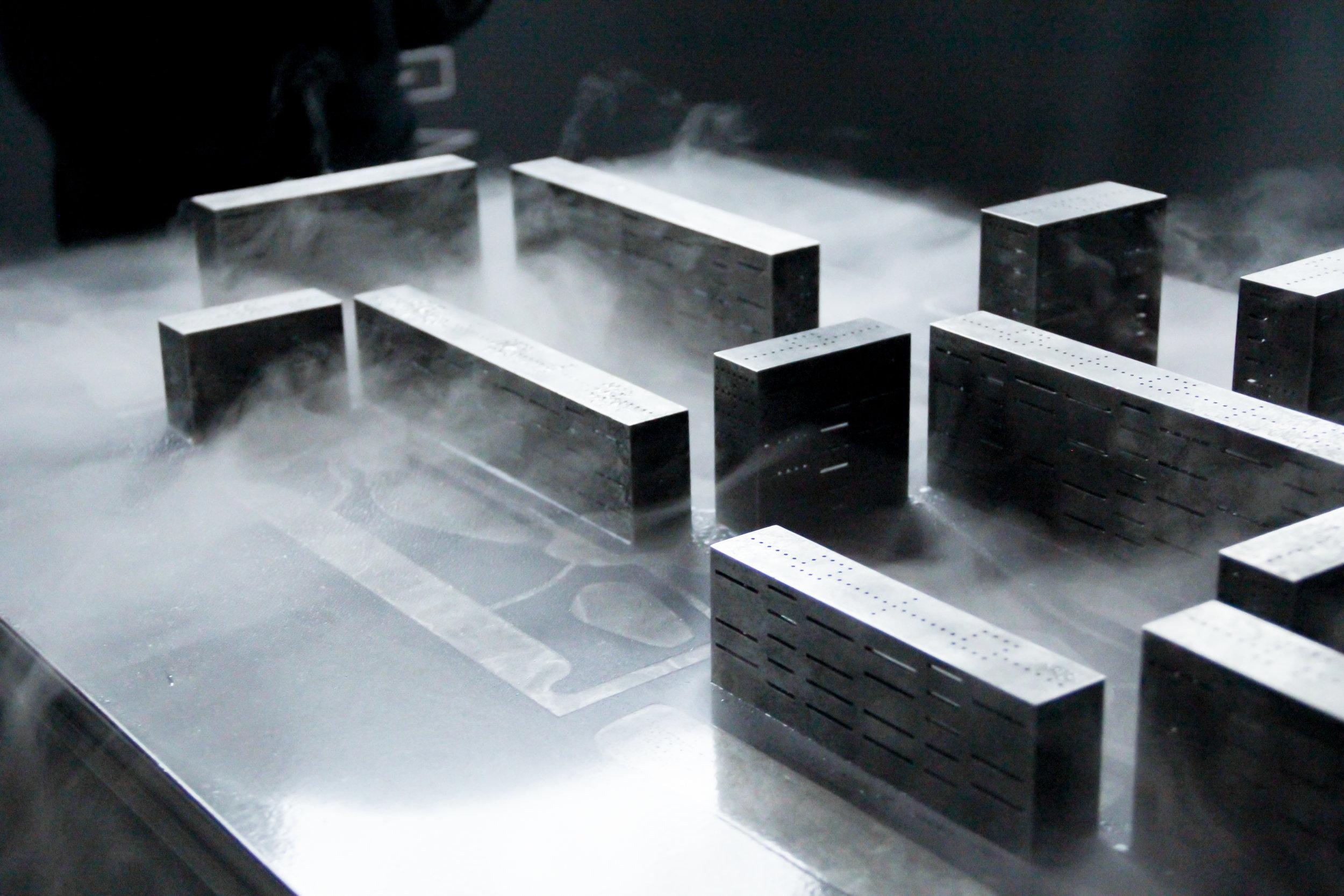 The Dutch Pavilion. Biennale of Architecture 2018. Image ©FUTURECRAFTER