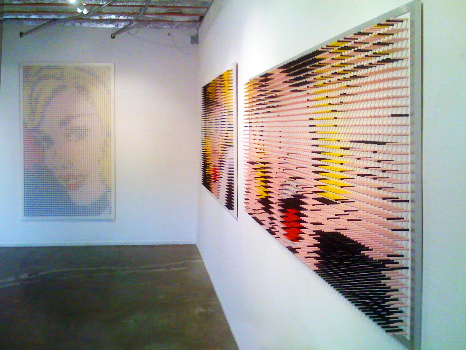 Ghetto Gloss Gallery, Silverlake, CA