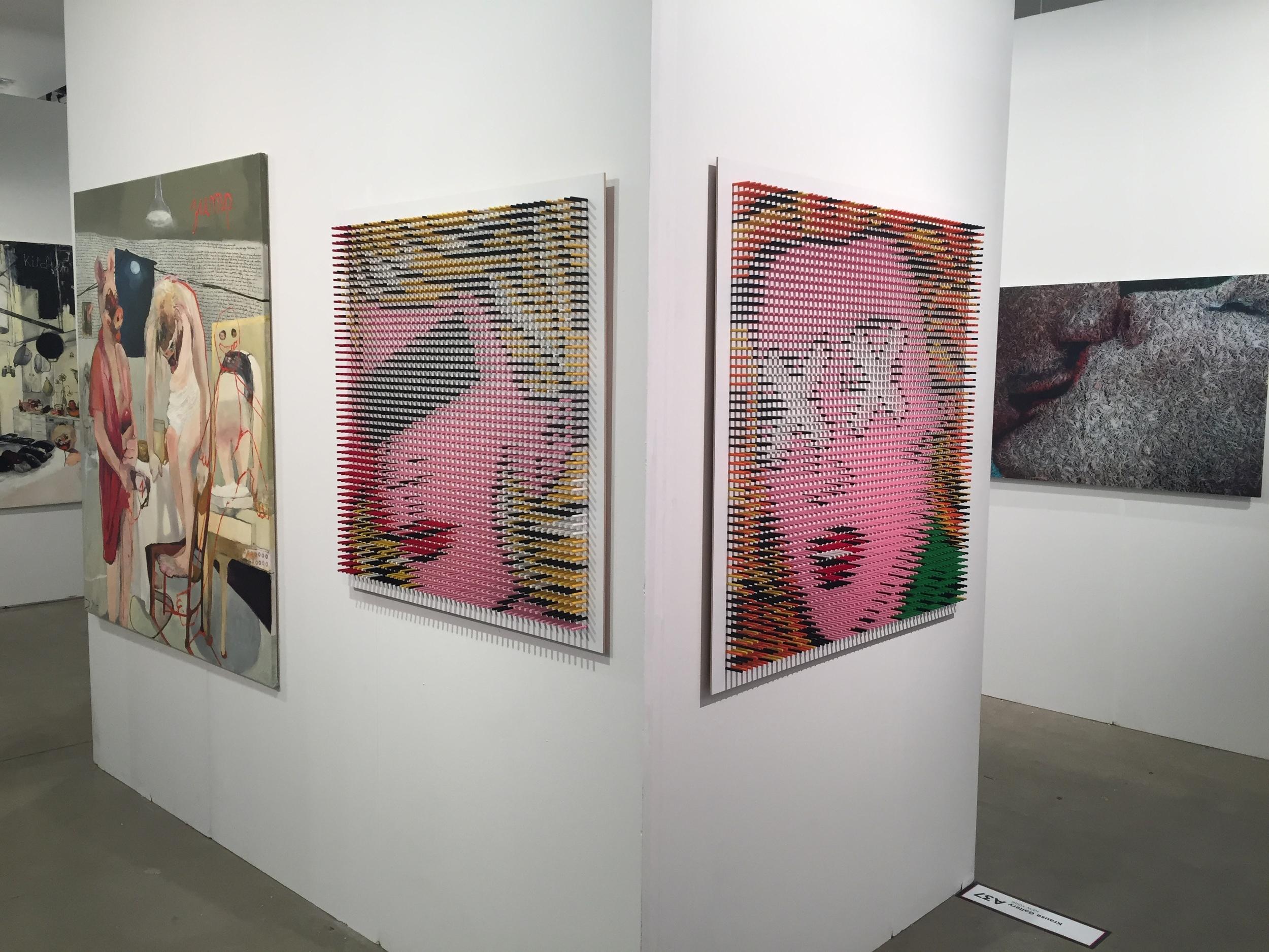 Scope Art Fair 2015, New York, NY