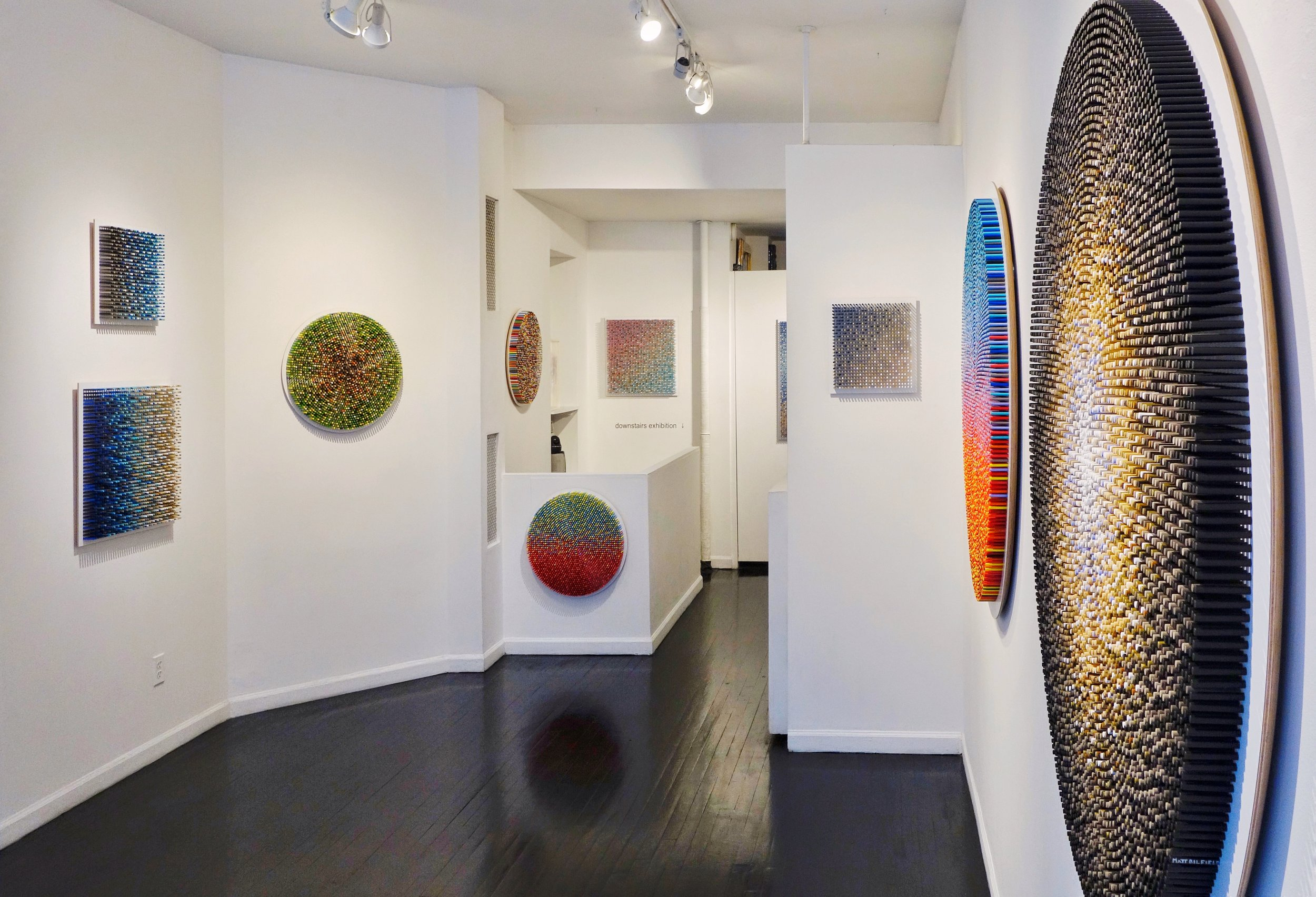 """""""Transitions"""" Solo Show, Krause Gallery, New York, NY"""
