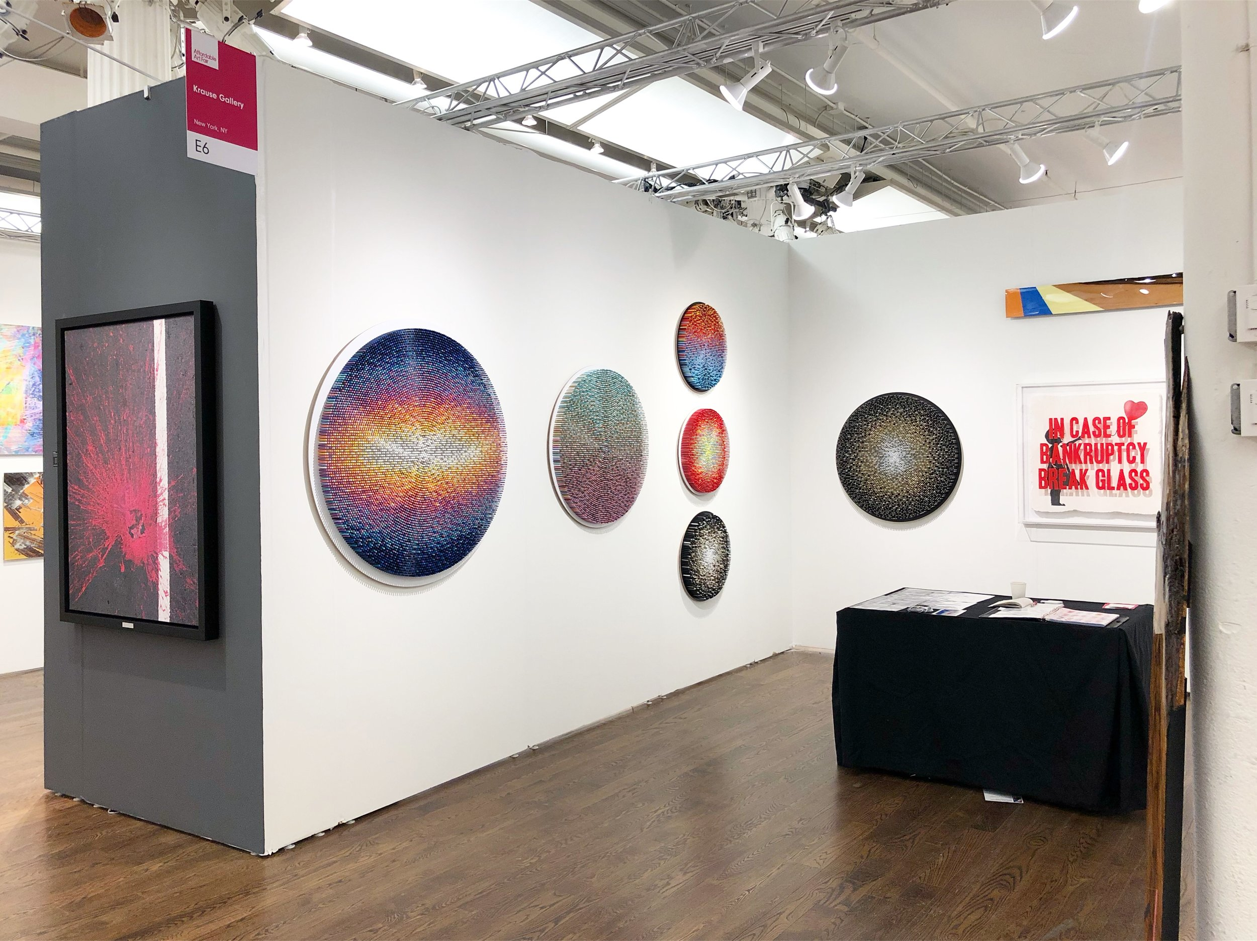 Affordable Art Fair NYC 2019, New York, NY