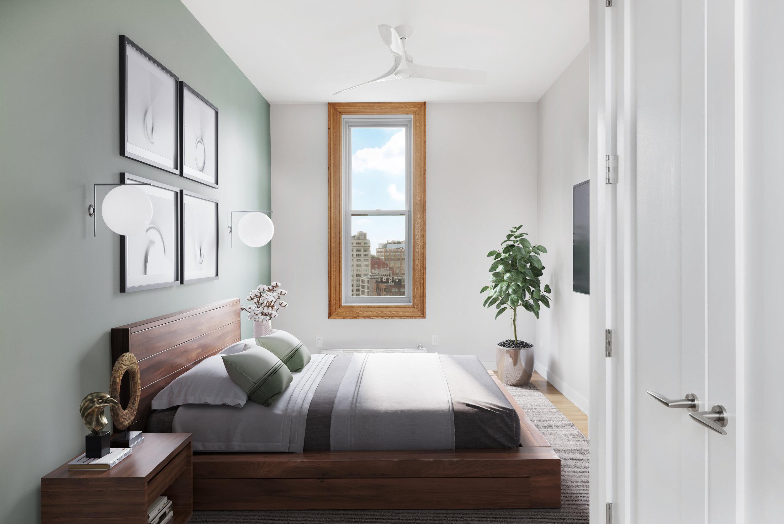 Bolster Smart Renovation, Tribeca Master Bedroom 2.jpg