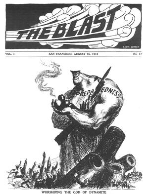 Anti-War Cartoons